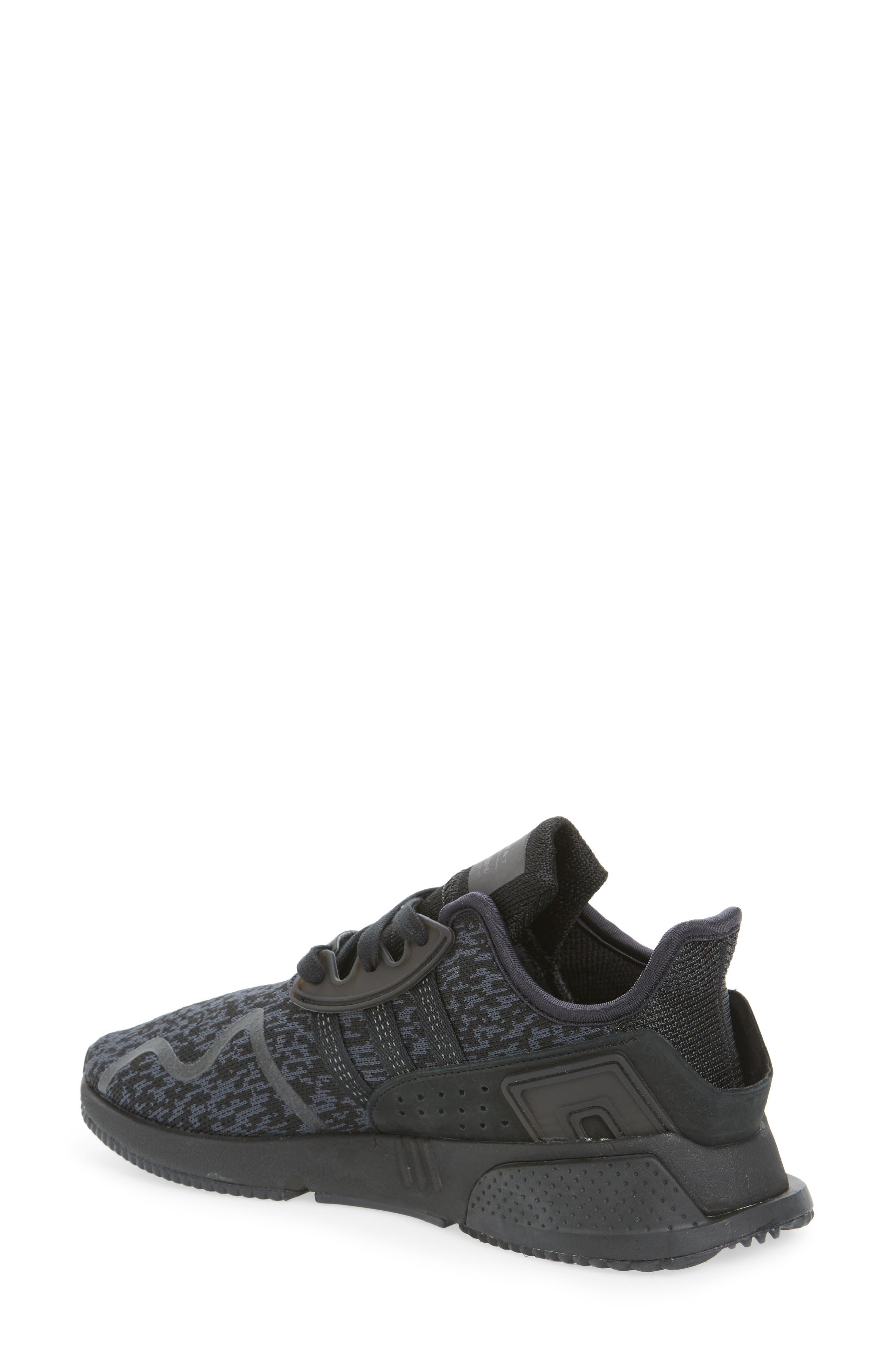 EQT Cushion ADV Sneaker,                             Alternate thumbnail 2, color,                             Core Black/ Core Black/ White