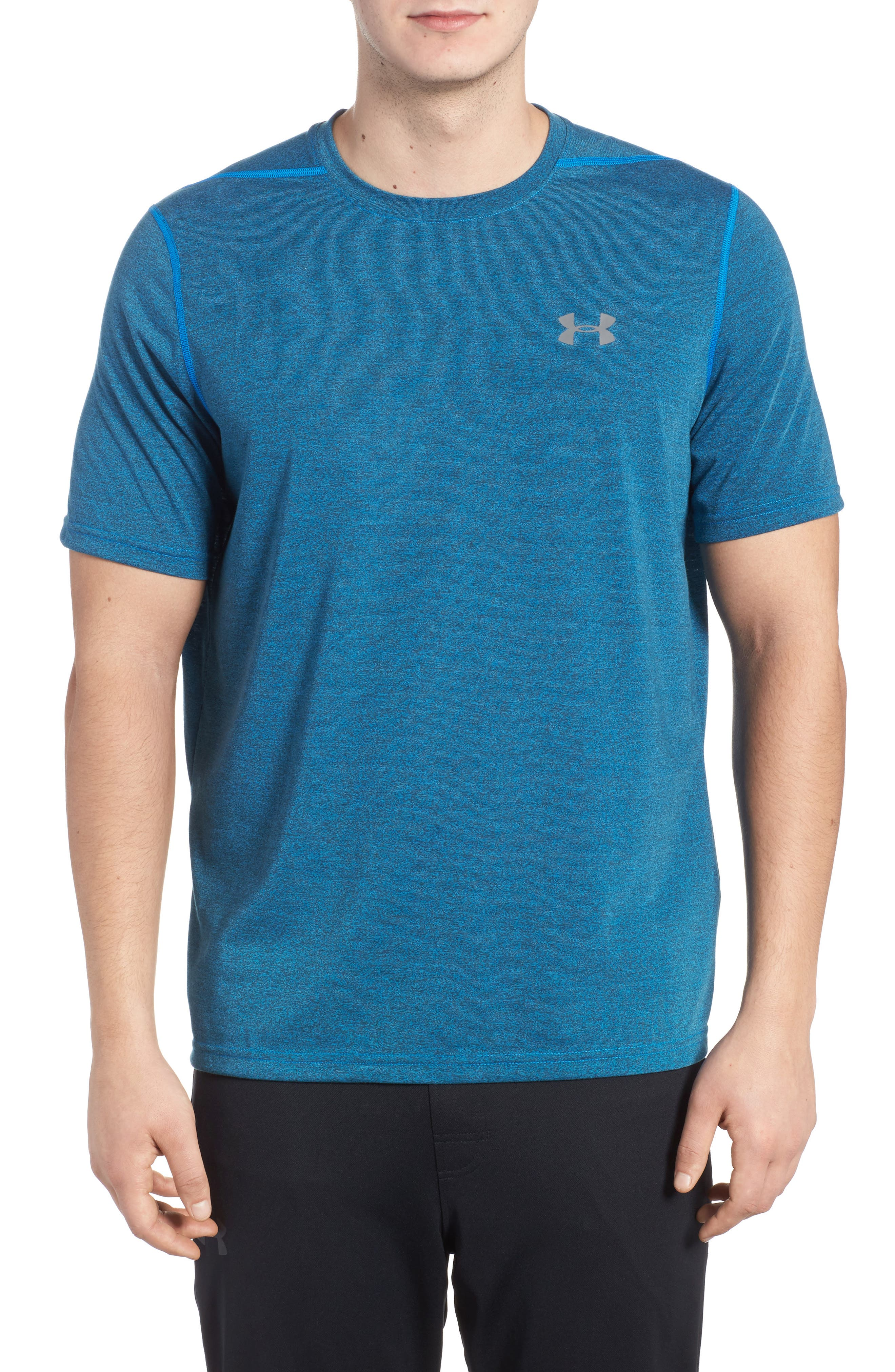 Under Armour Threadborne Siro 3C Twist T-Shirt