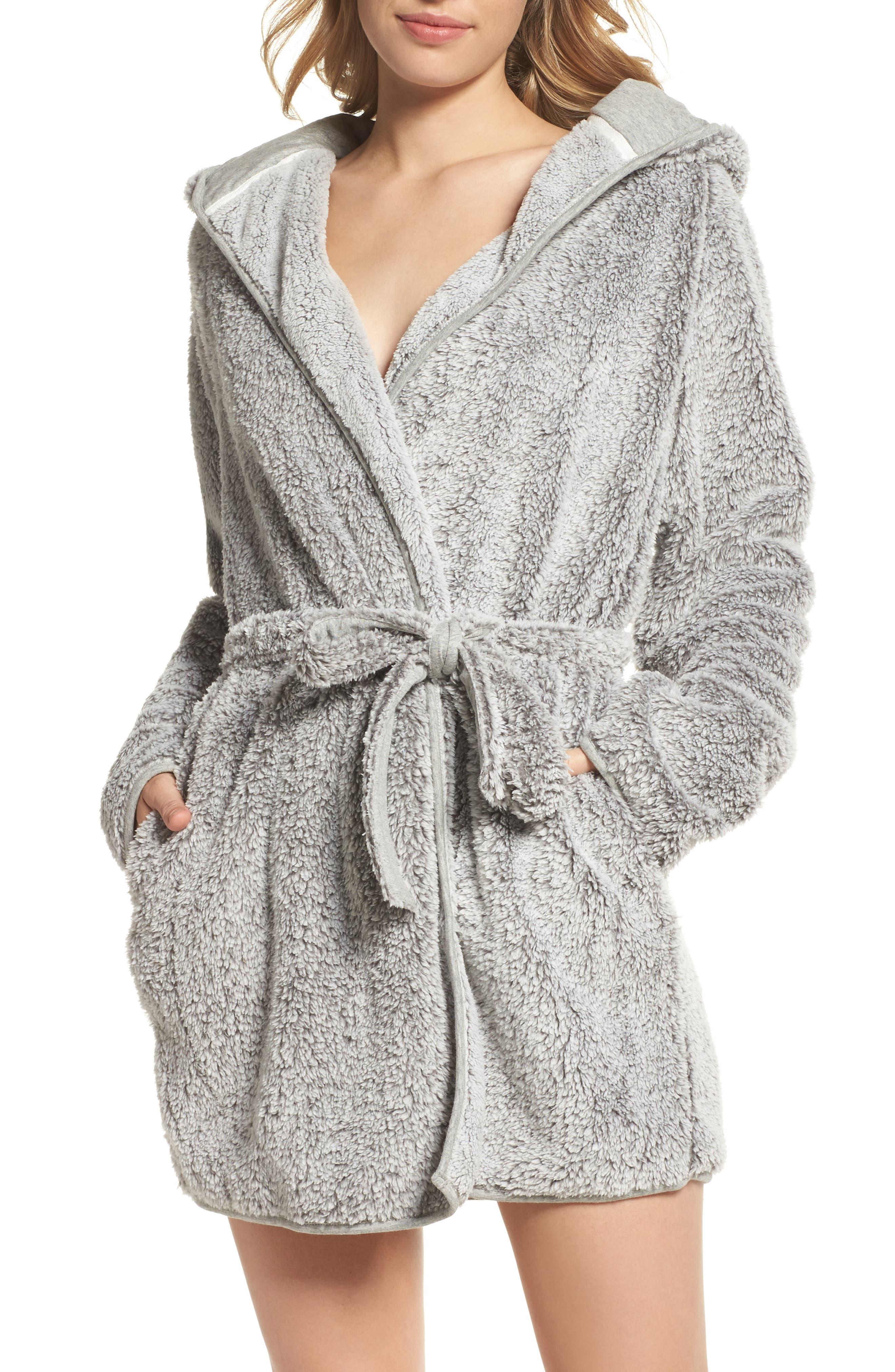 skin Farren Short Robe
