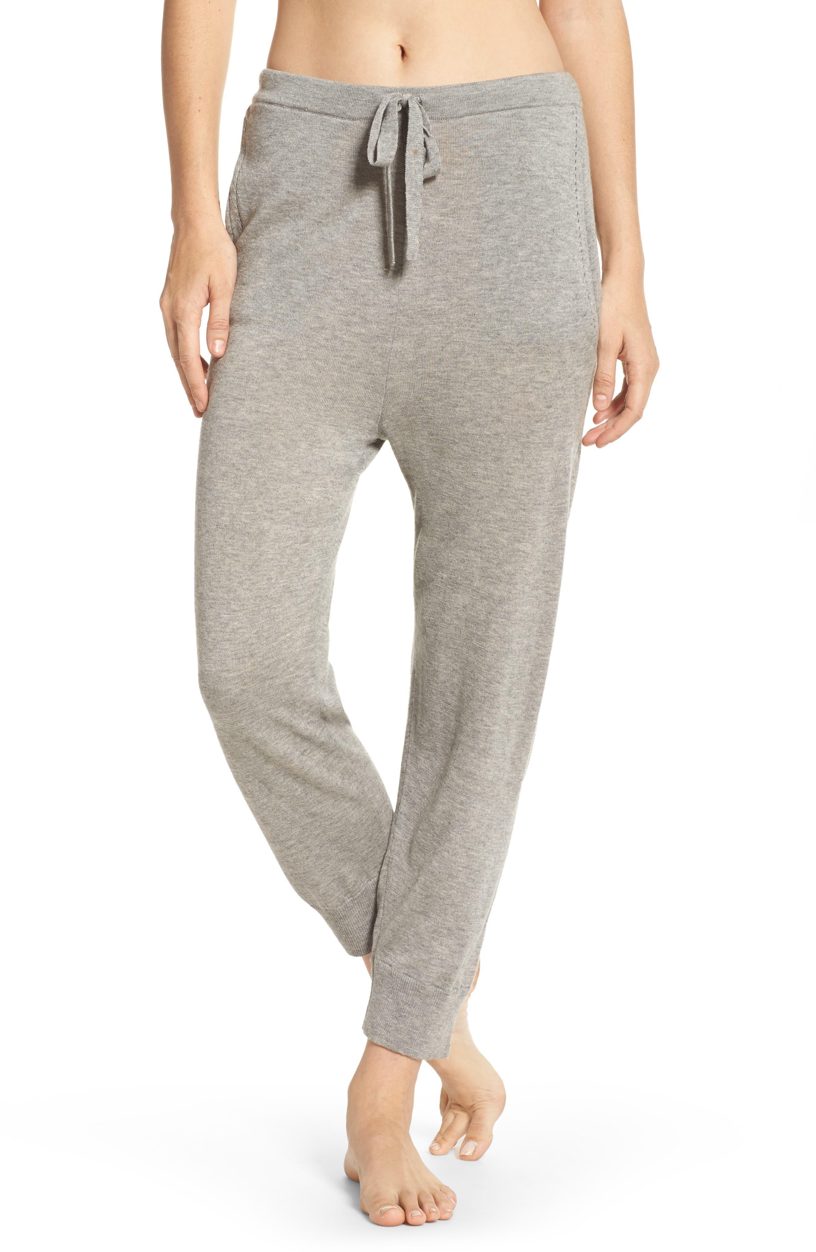 Alternate Image 1 Selected - skin Myla Lounge Pants