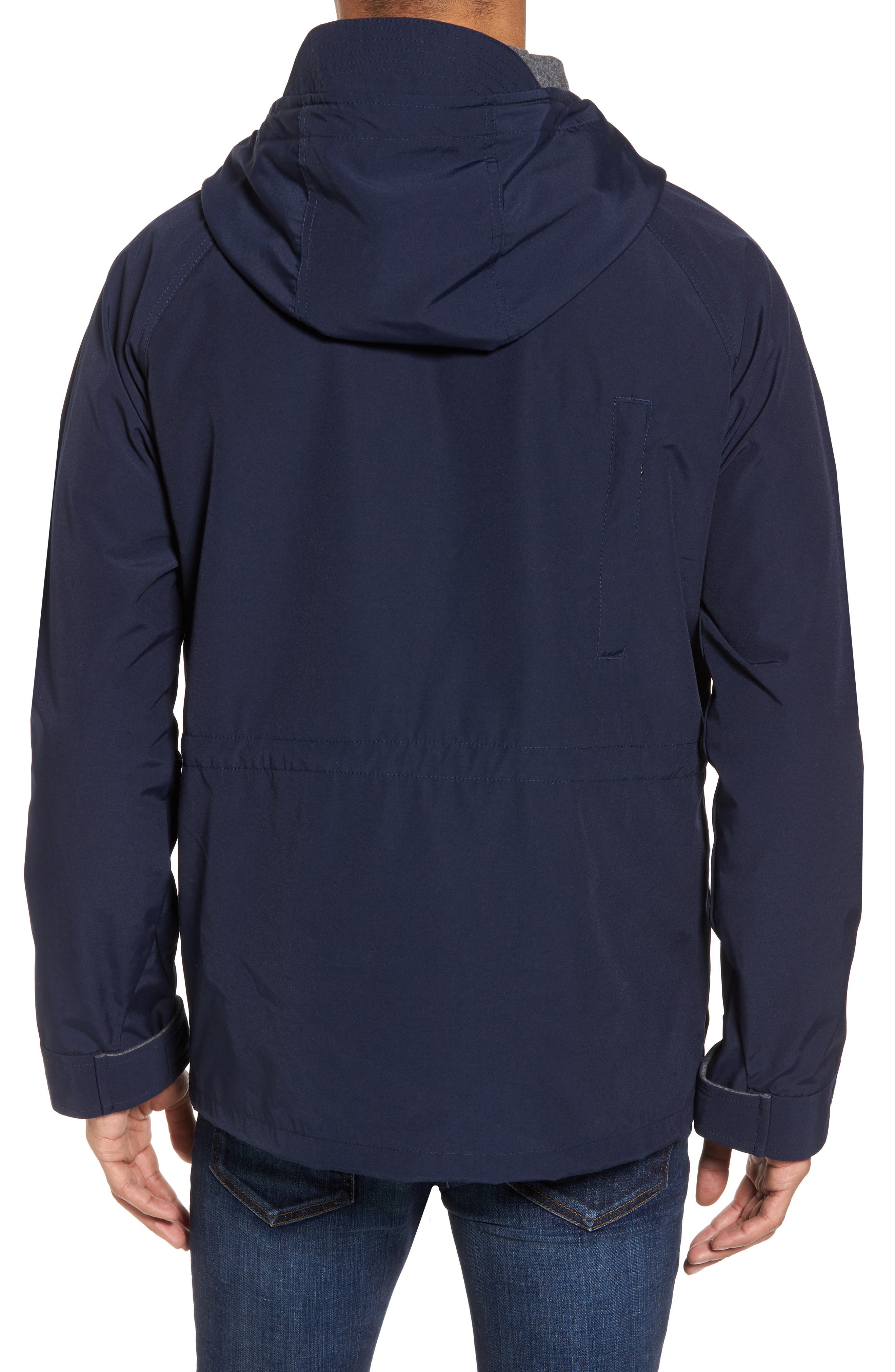 Kasson Parka,                             Alternate thumbnail 2, color,                             Navy