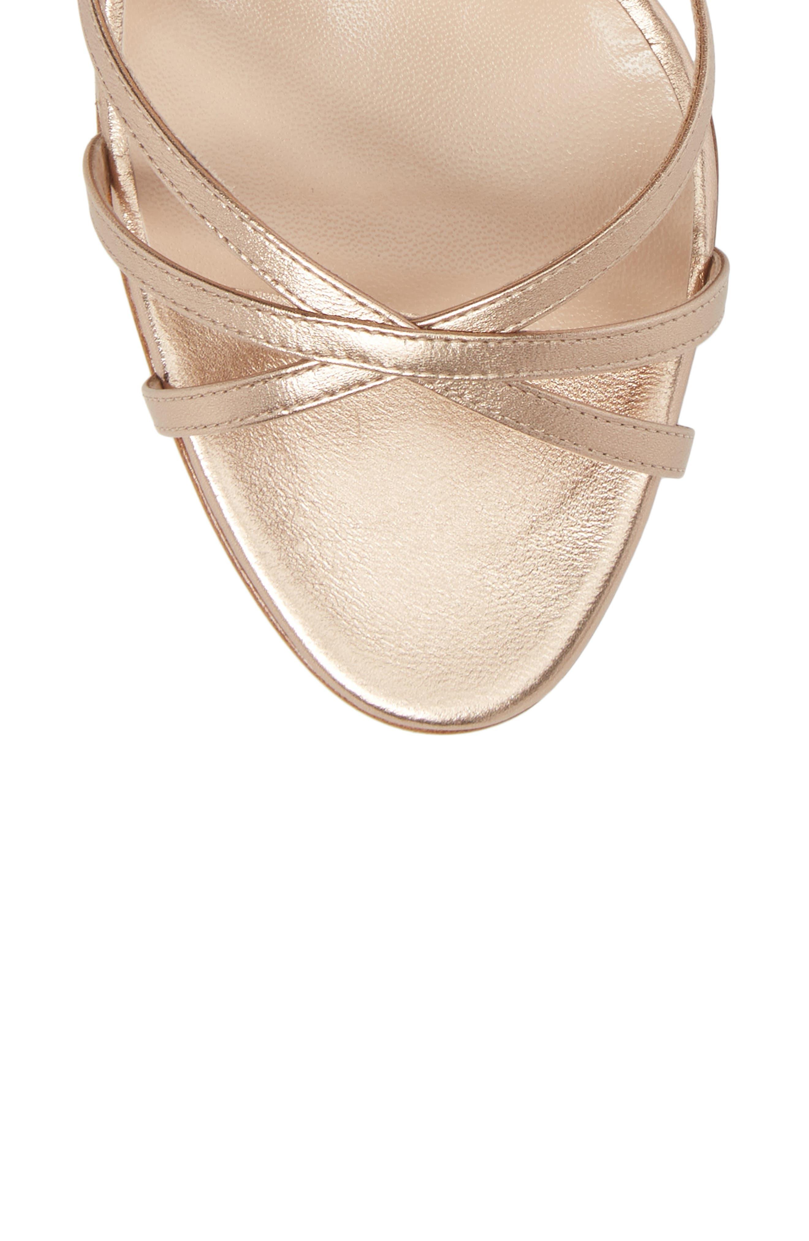 Alternate Image 5  - Manolo Blahnik Naro Ankle Strap Sandal (Women)