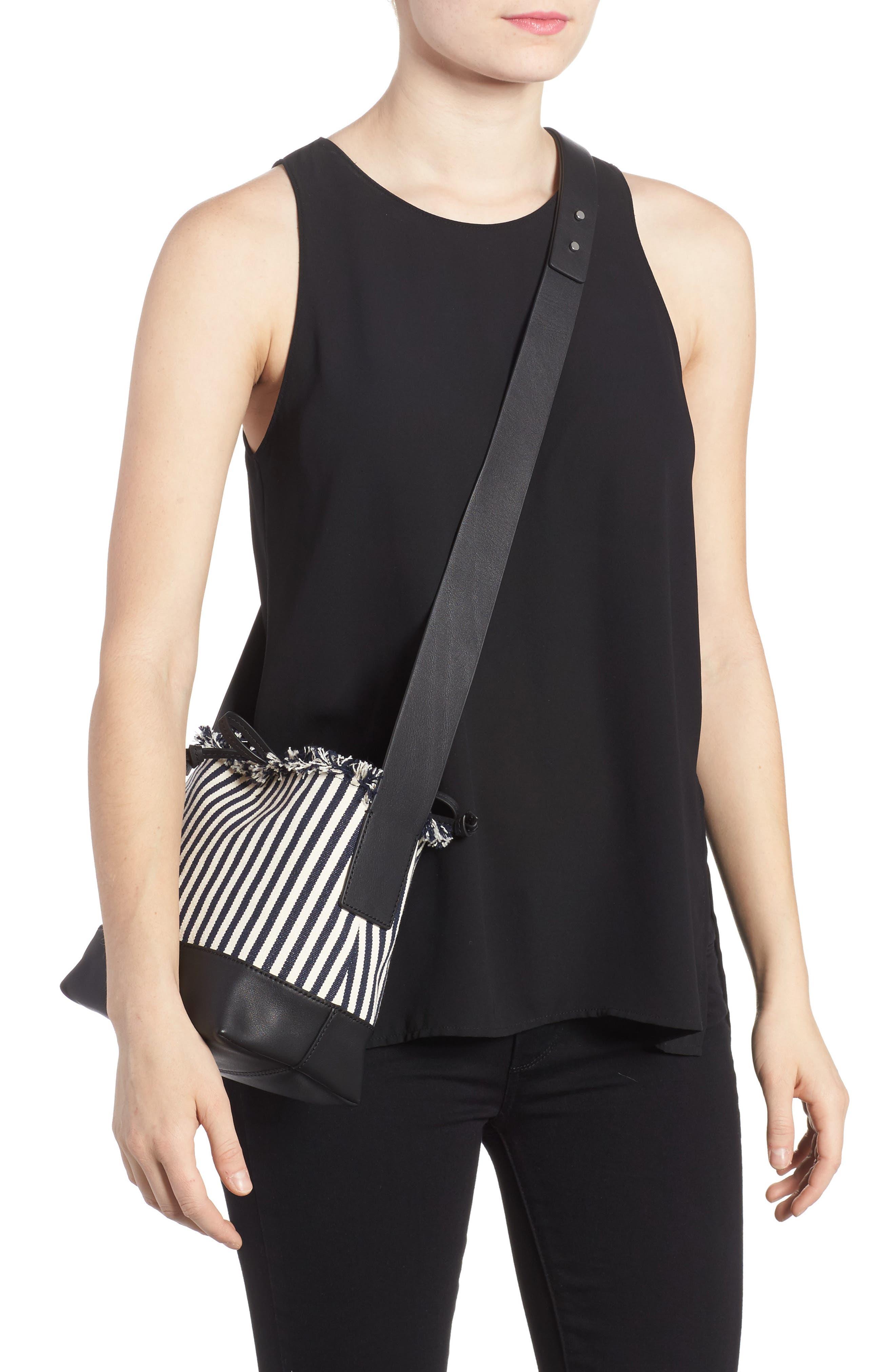 Alternate Image 2  - Loeffler Randall Crossbody Bucket Bag