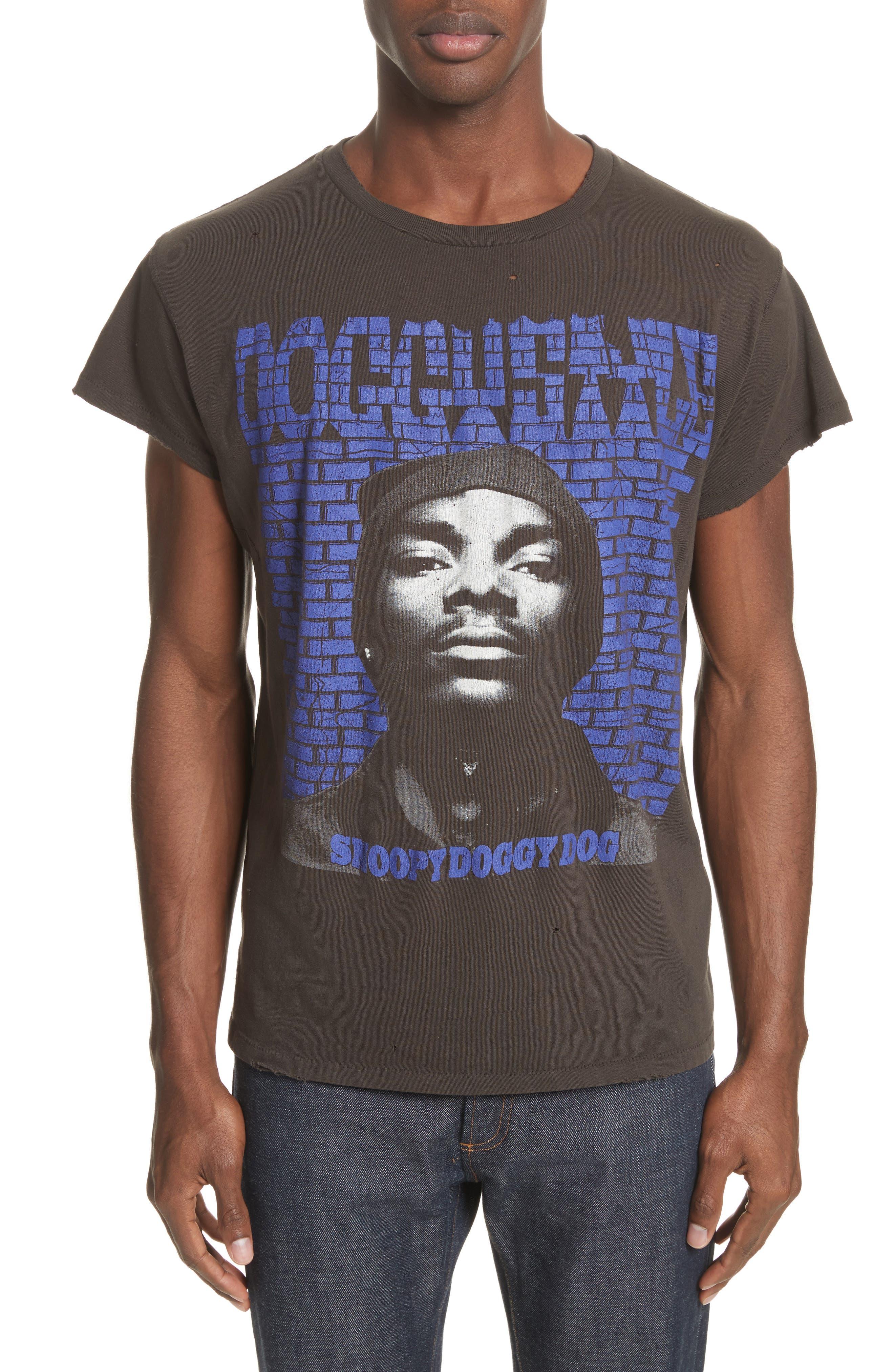 MadeWorn Snoop Graphic T-Shirt
