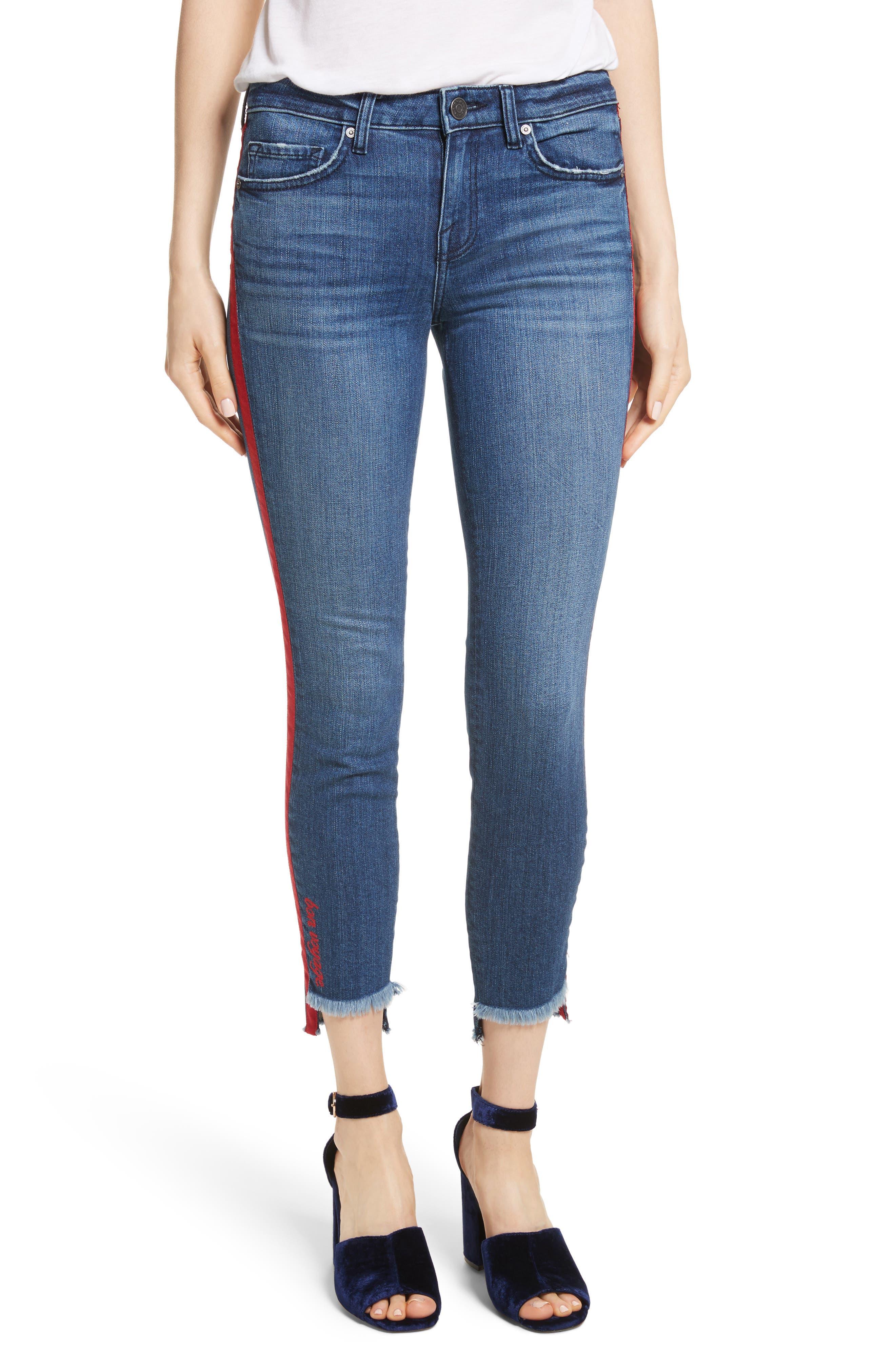 Joie Bon Voyage Skinny Jeans (Vintage Dusk)