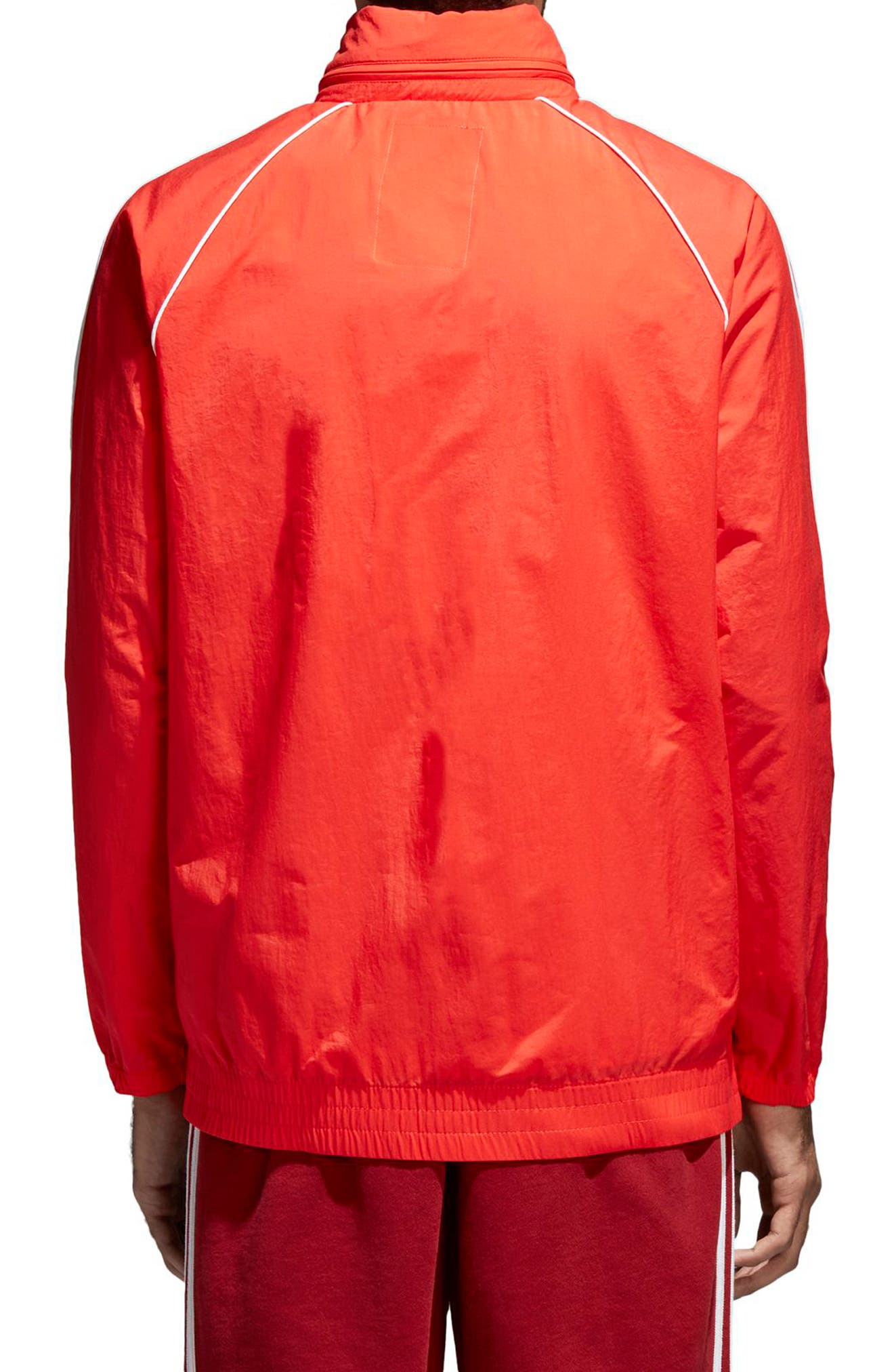 Alternate Image 2  - adidas Originals SST Windbreaker