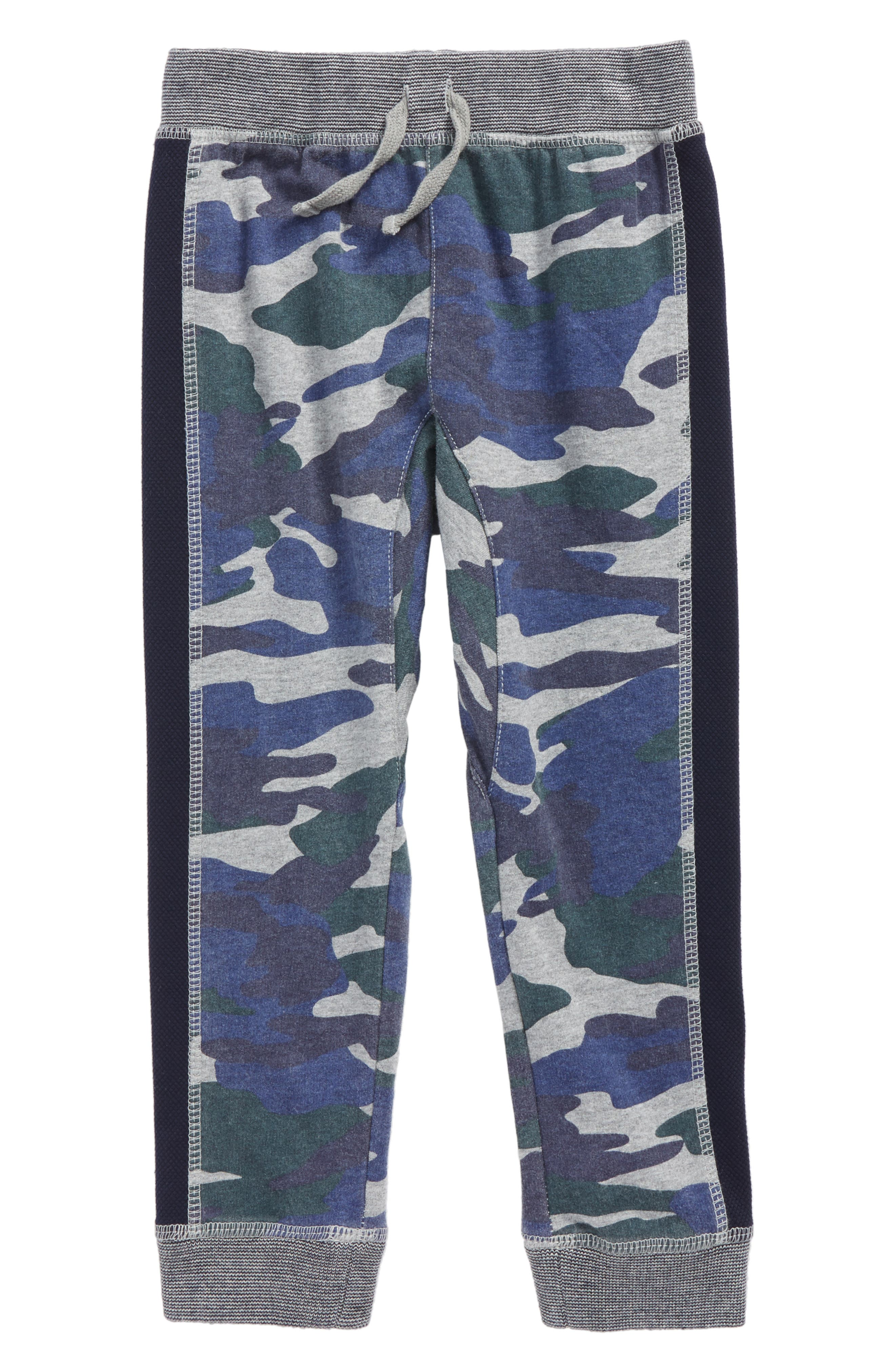 Splendid Camo Jogger Pants (Toddler Boys & Little Boys)