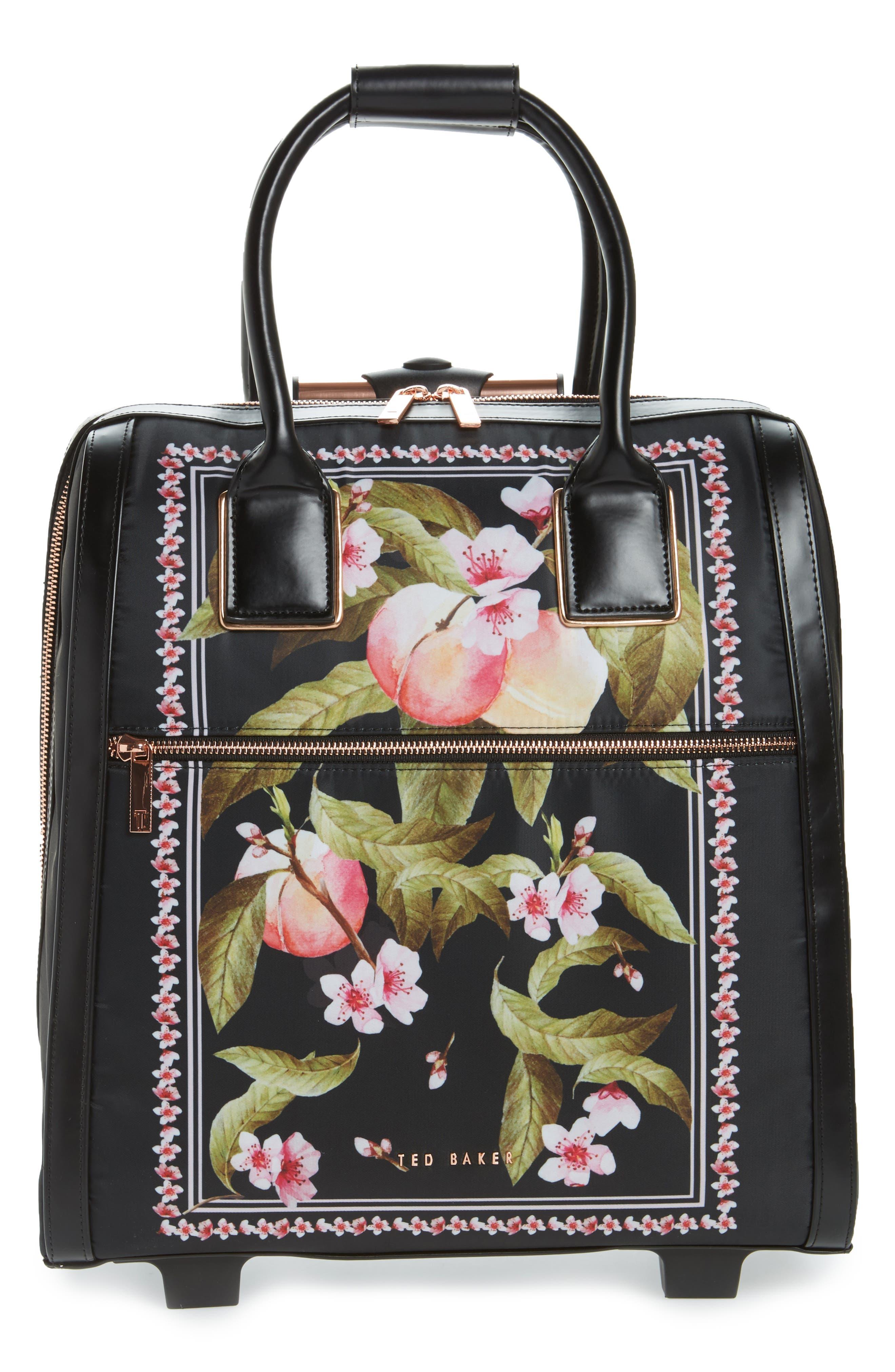 Ted Baker London Riorio Peach Blossom Travel Bag