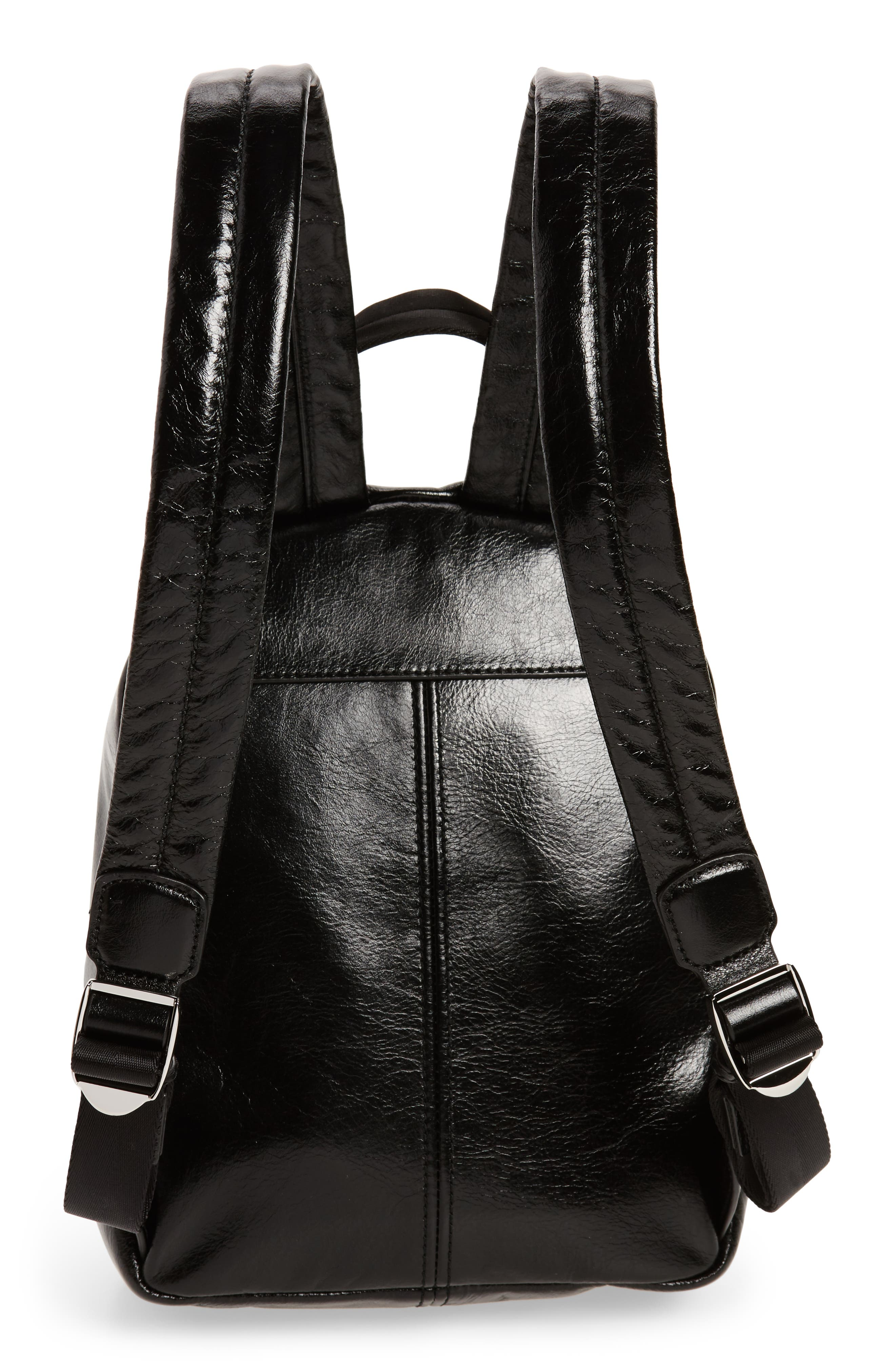Alternate Image 3  - MARC JACOBS Mini Double Pack Leather Backpack