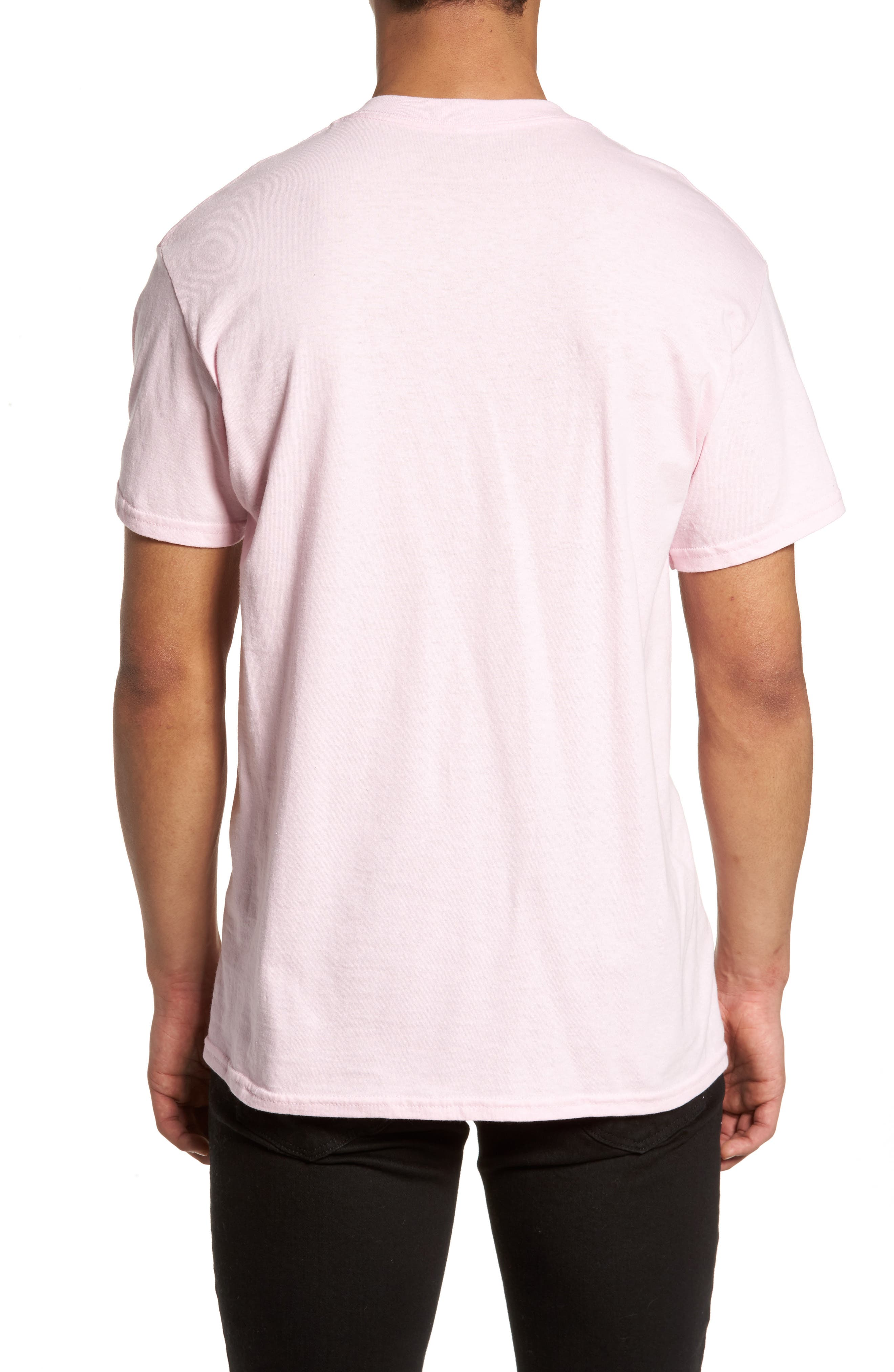 Alternate Image 2  - The Rail Savage Embroidered T-Shirt