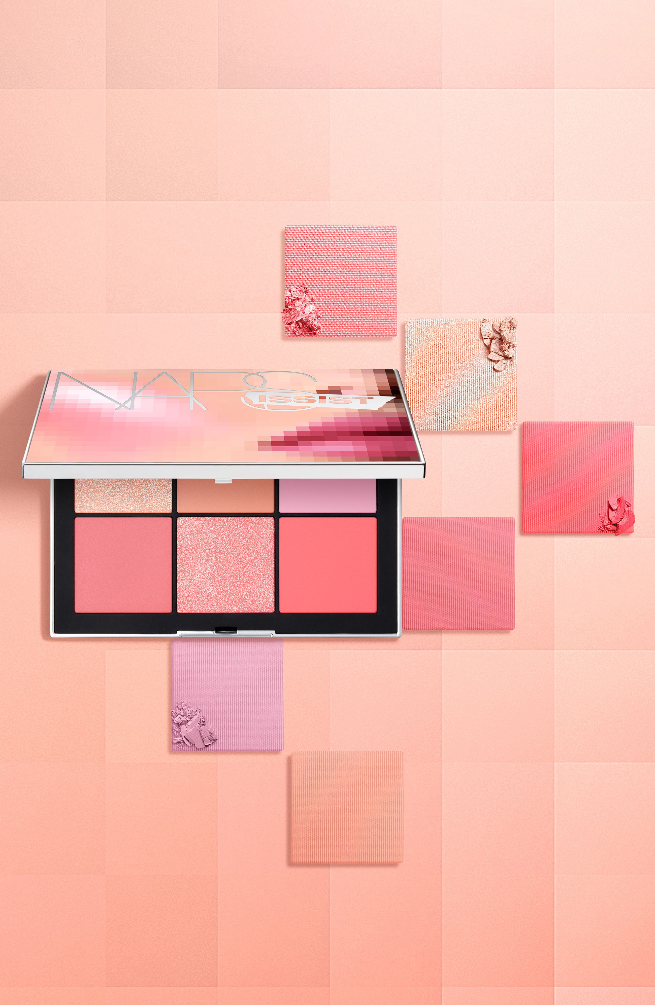 Alternate Image 9  - NARS NARSissist Wanted Cheek Palette I (Limited Edition) ($146 Value)