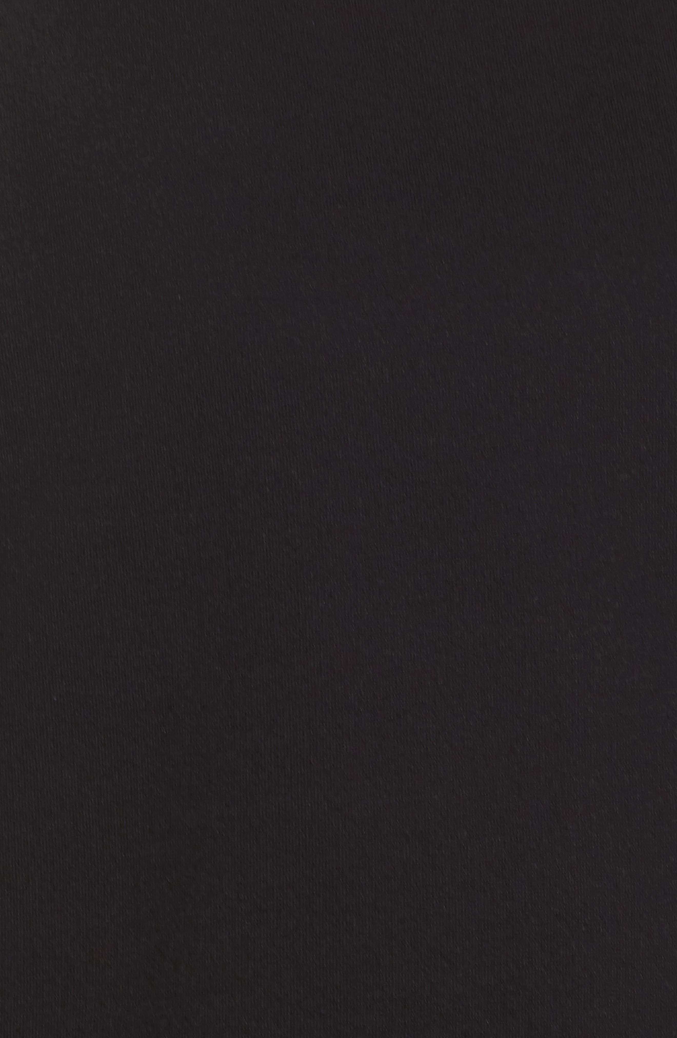 Exhale Sweatshirt,                             Alternate thumbnail 6, color,                             Black