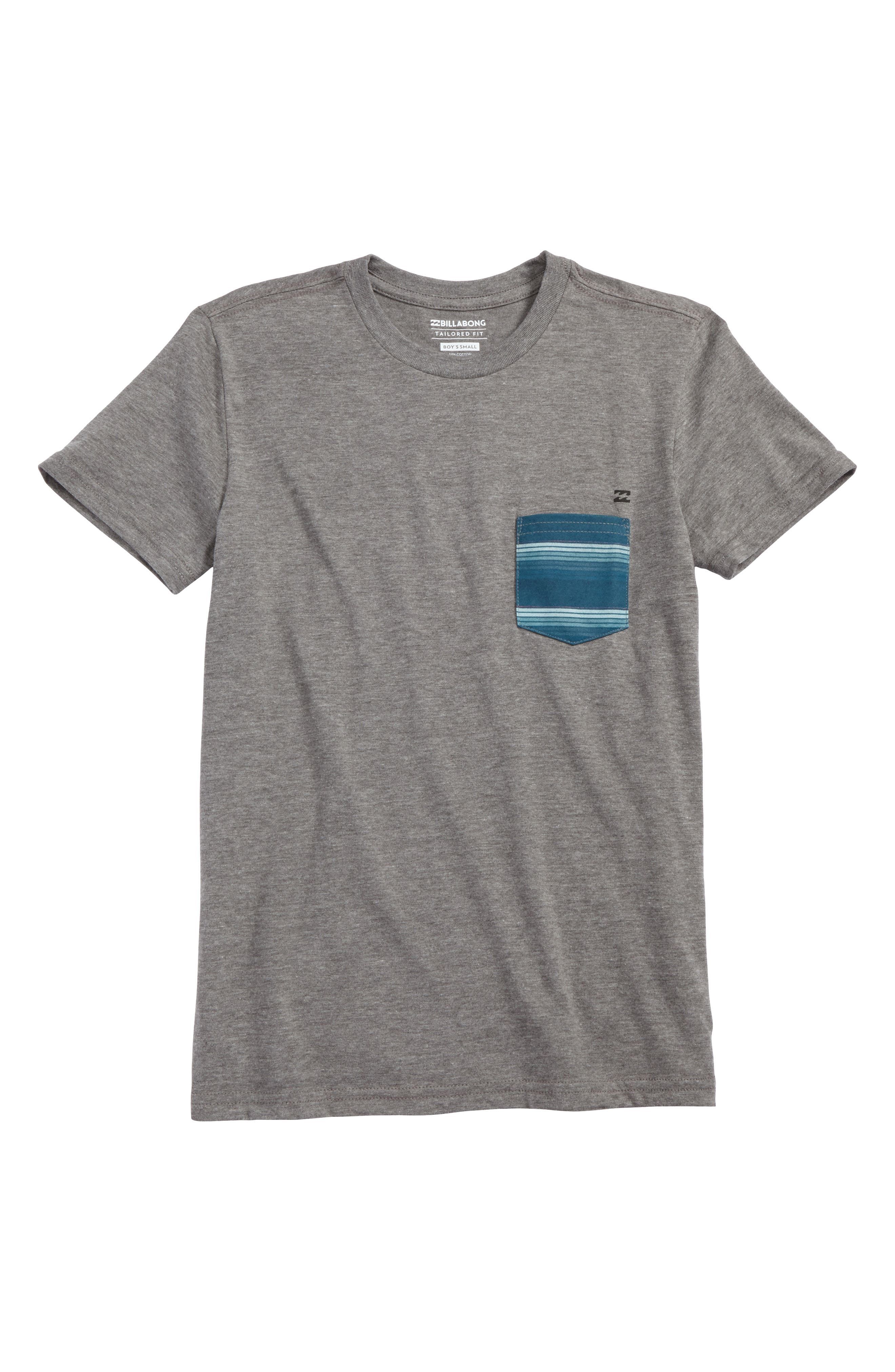 Main Image - Billabong Team Pocket T-Shirt (Big Boys)