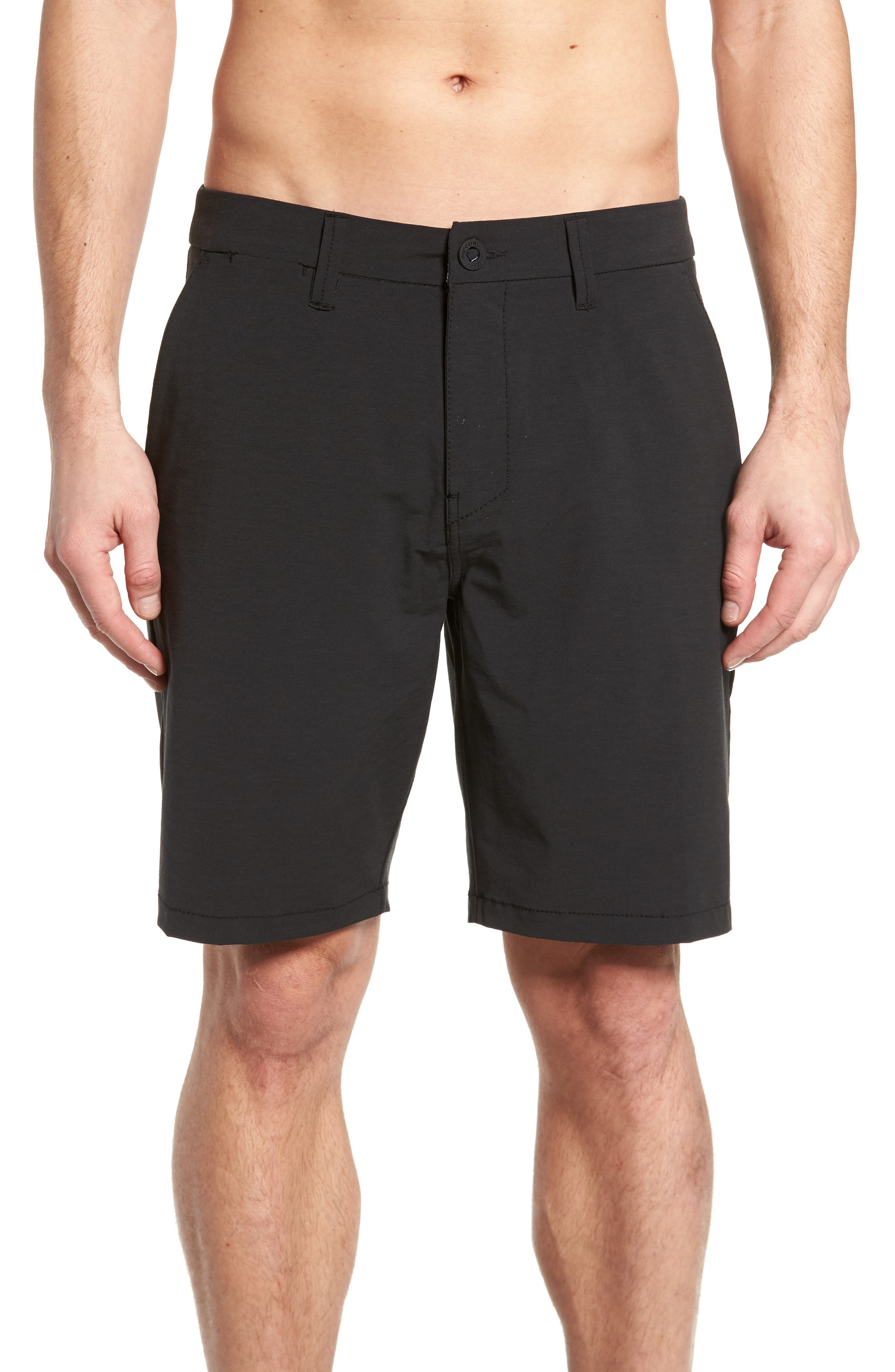 Mirage Records Boardwalk Shorts,                             Alternate thumbnail 4, color,                             Grey