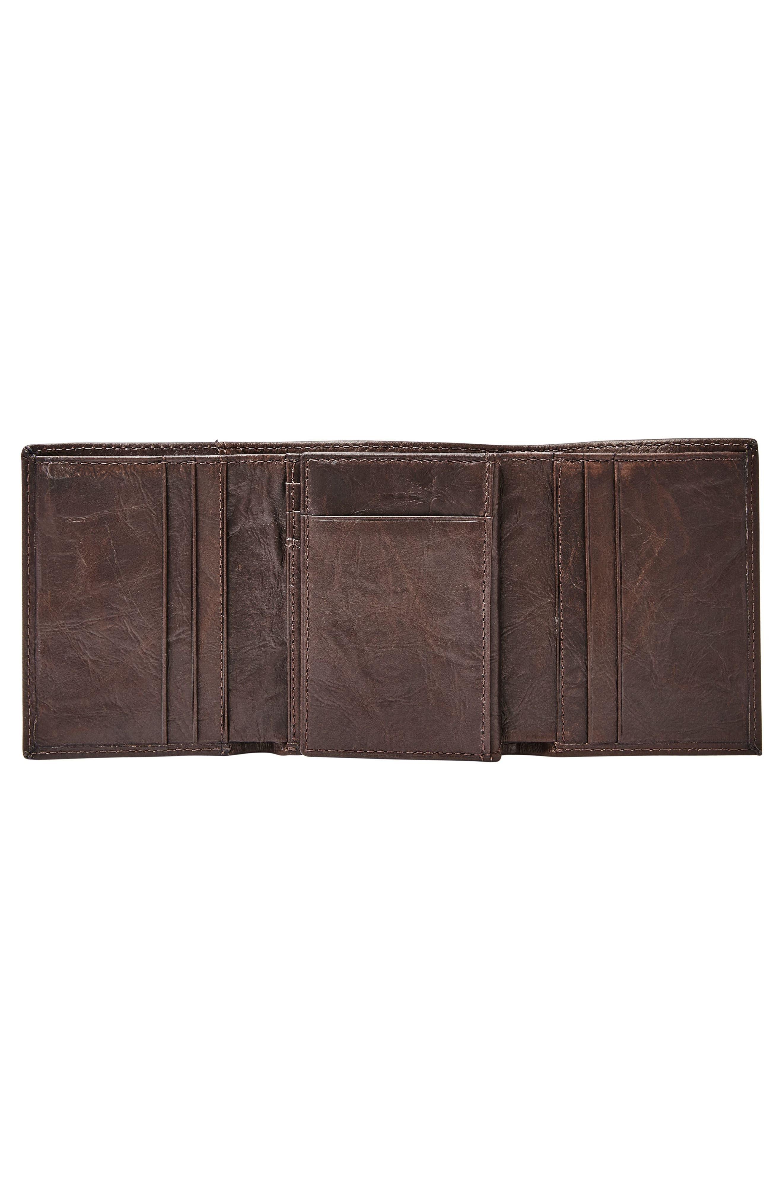 Alternate Image 2  - Fossil Neel Leather Wallet
