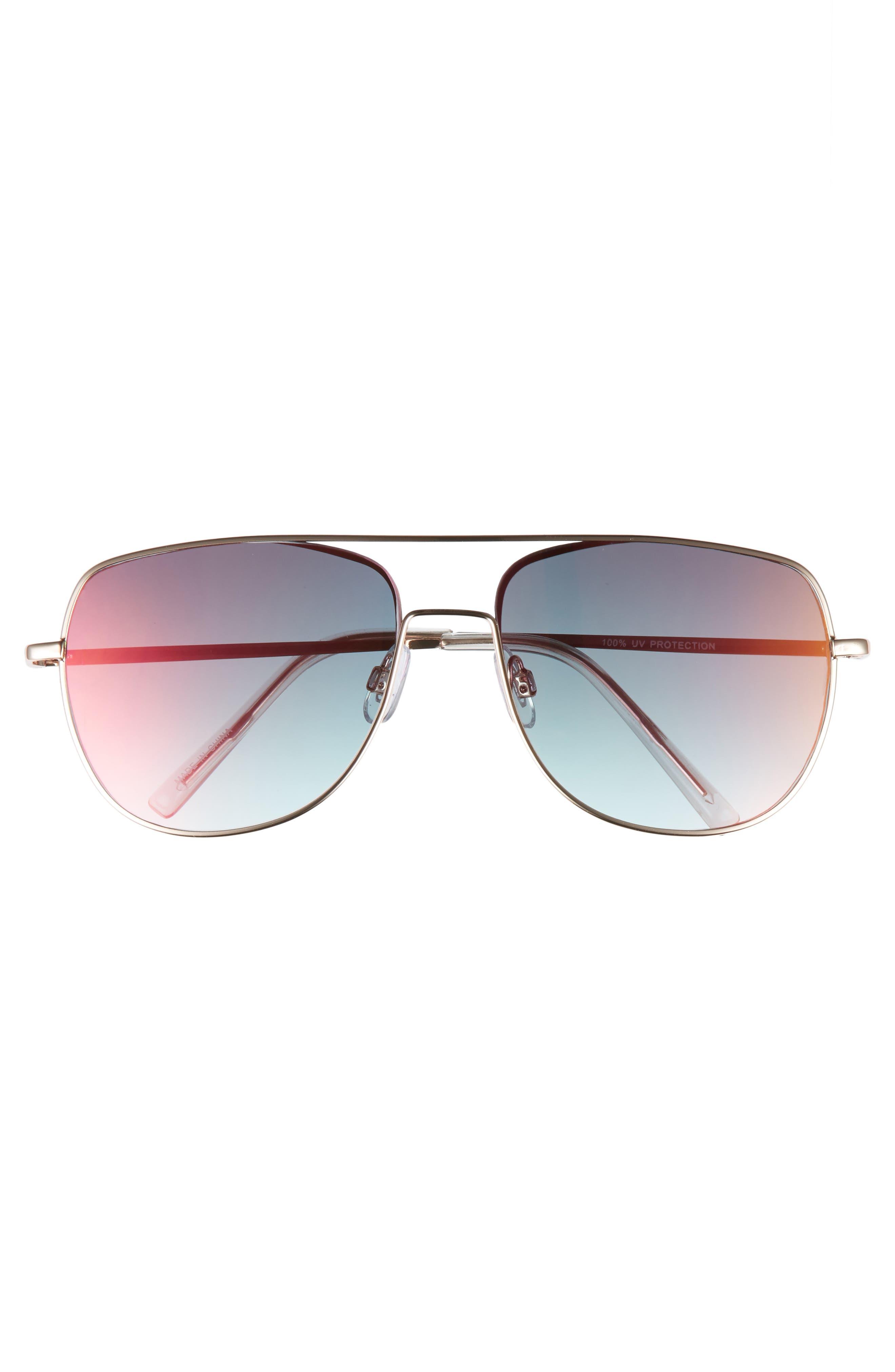 Alternate Image 3  - BP. 58mm Aviator Sunglasses