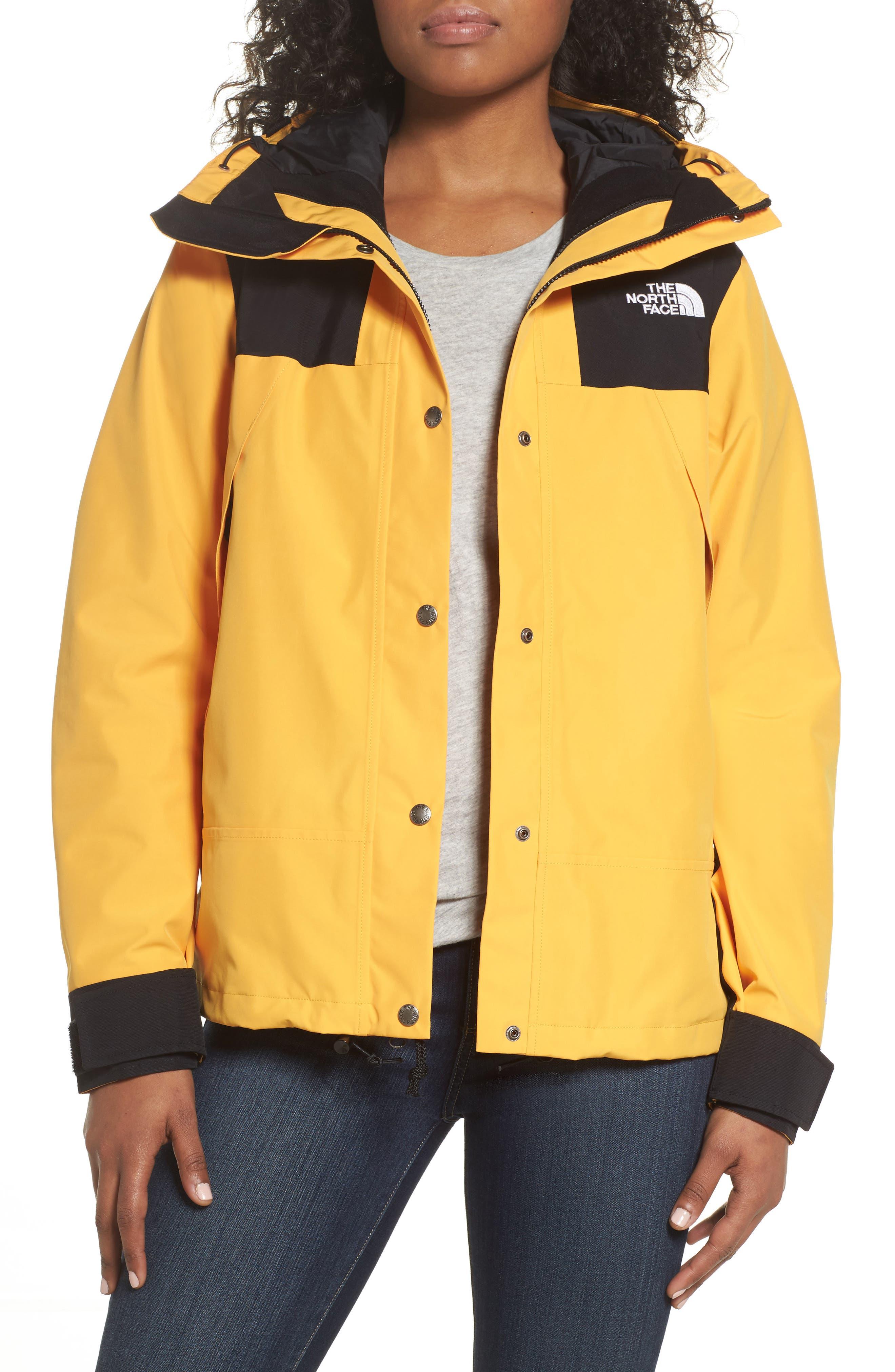 1990 Mountain Jacket,                         Main,                         color, Tnf Yellow