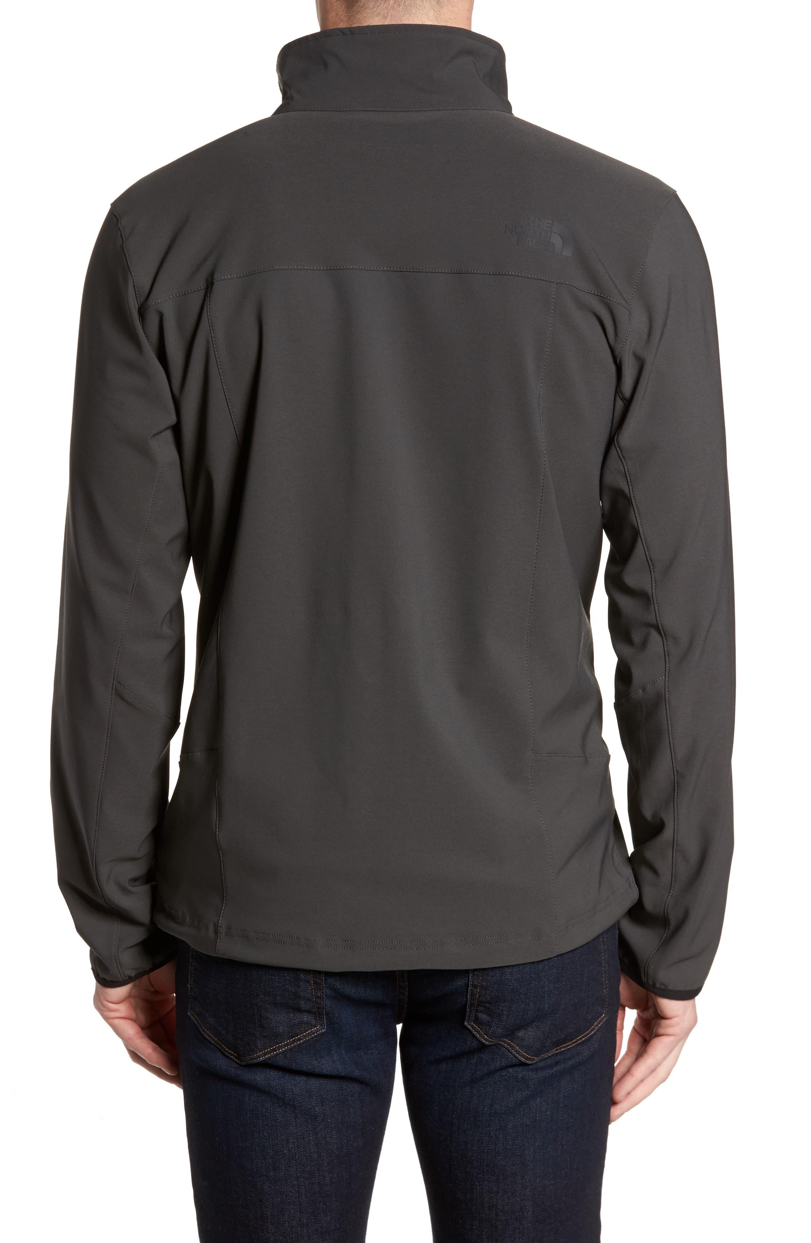 Apex Nimble Jacket,                             Alternate thumbnail 2, color,                             Asphalt Grey/ Asphalt Grey