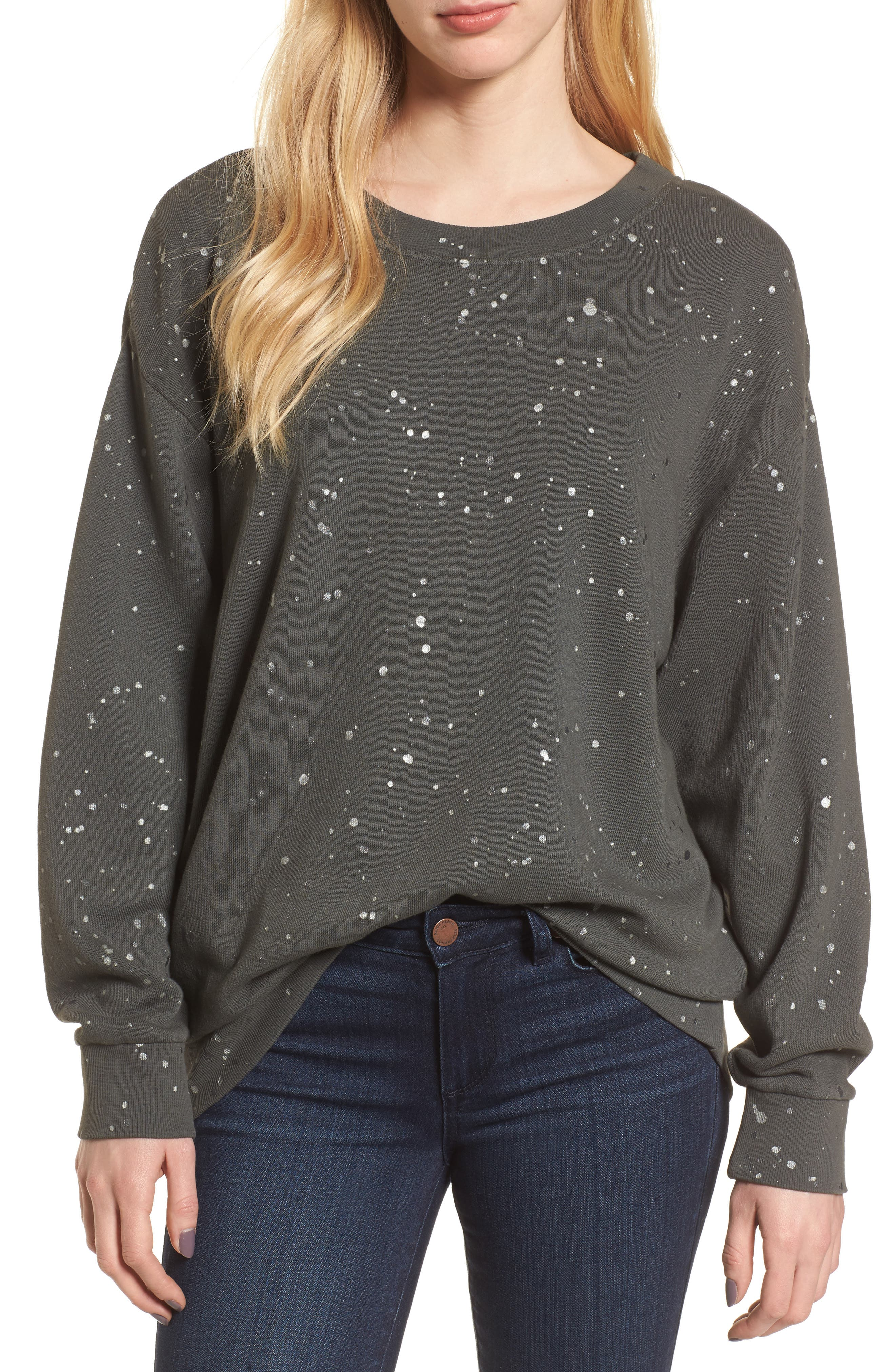 Alternate Image 1 Selected - Splendid Graphic Sweatshirt