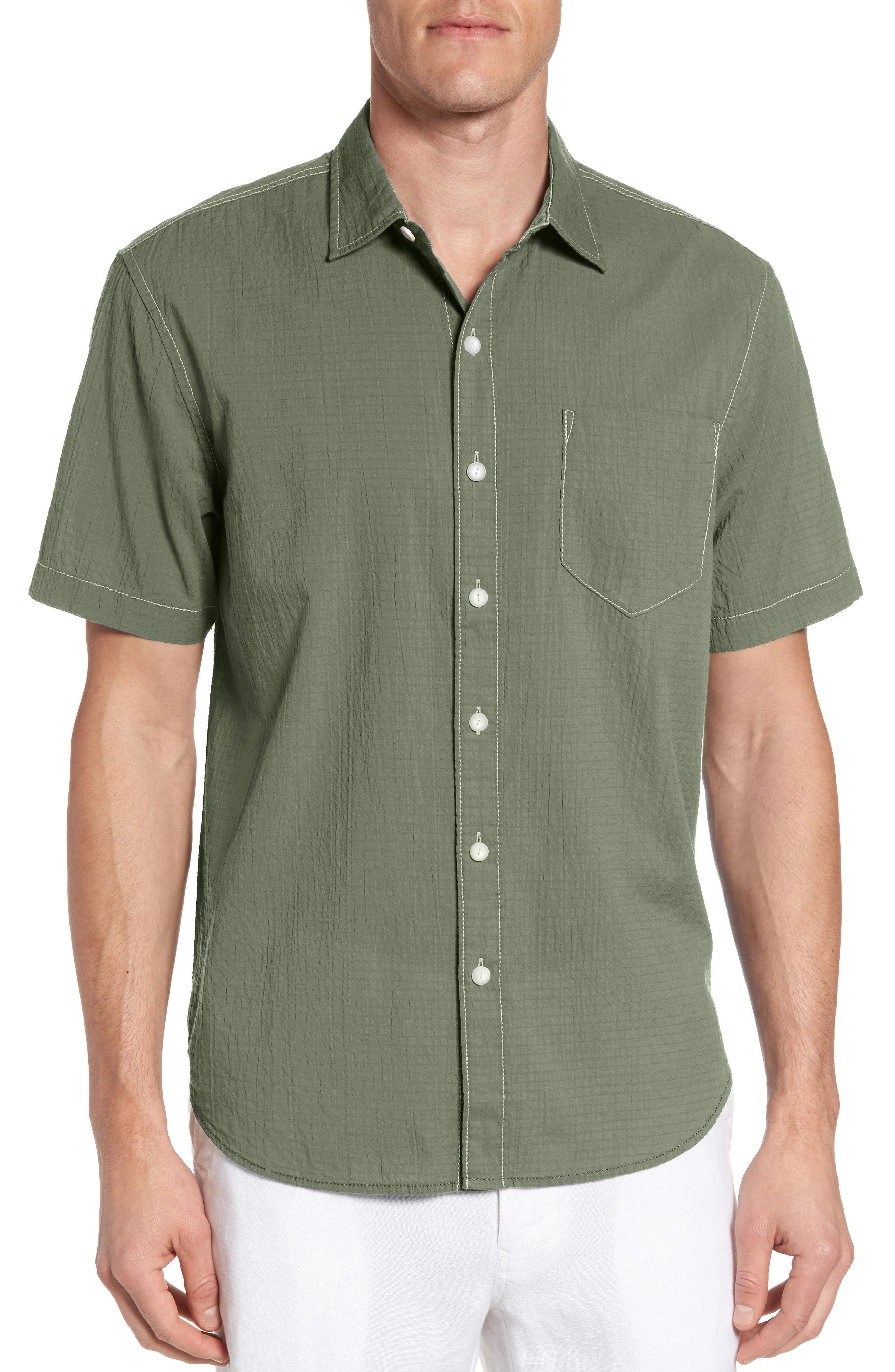 Alternate Image 1 Selected - Tommy Bahama The Salvatore Sport Shirt