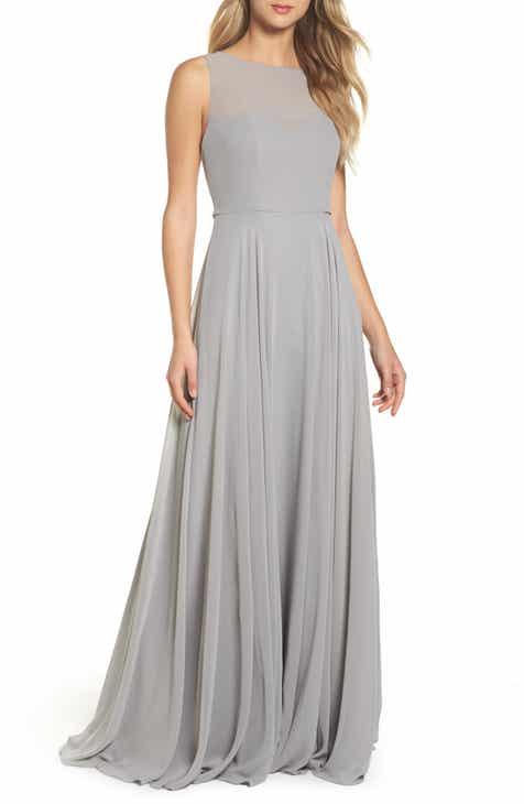 a2d6c80537766 Jenny Yoo Elizabeth Chiffon Gown