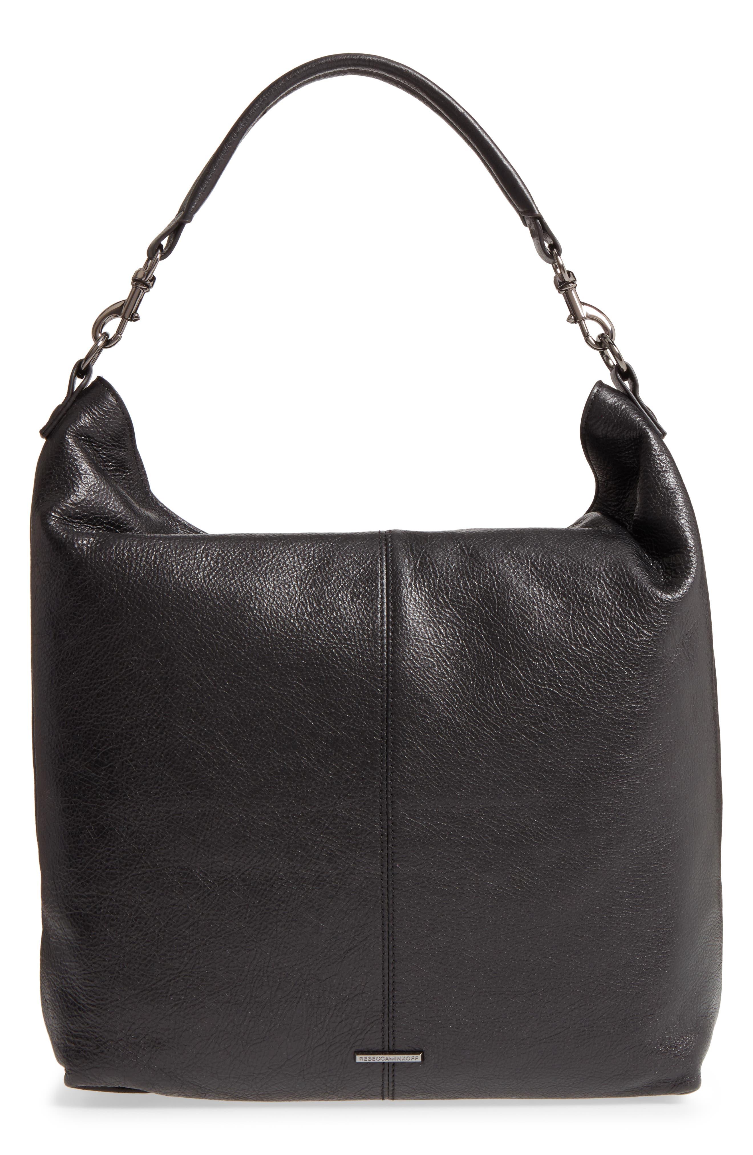 Alternate Image 4  - Rebecca Minkoff Large Jamie Convertible Leather Hobo