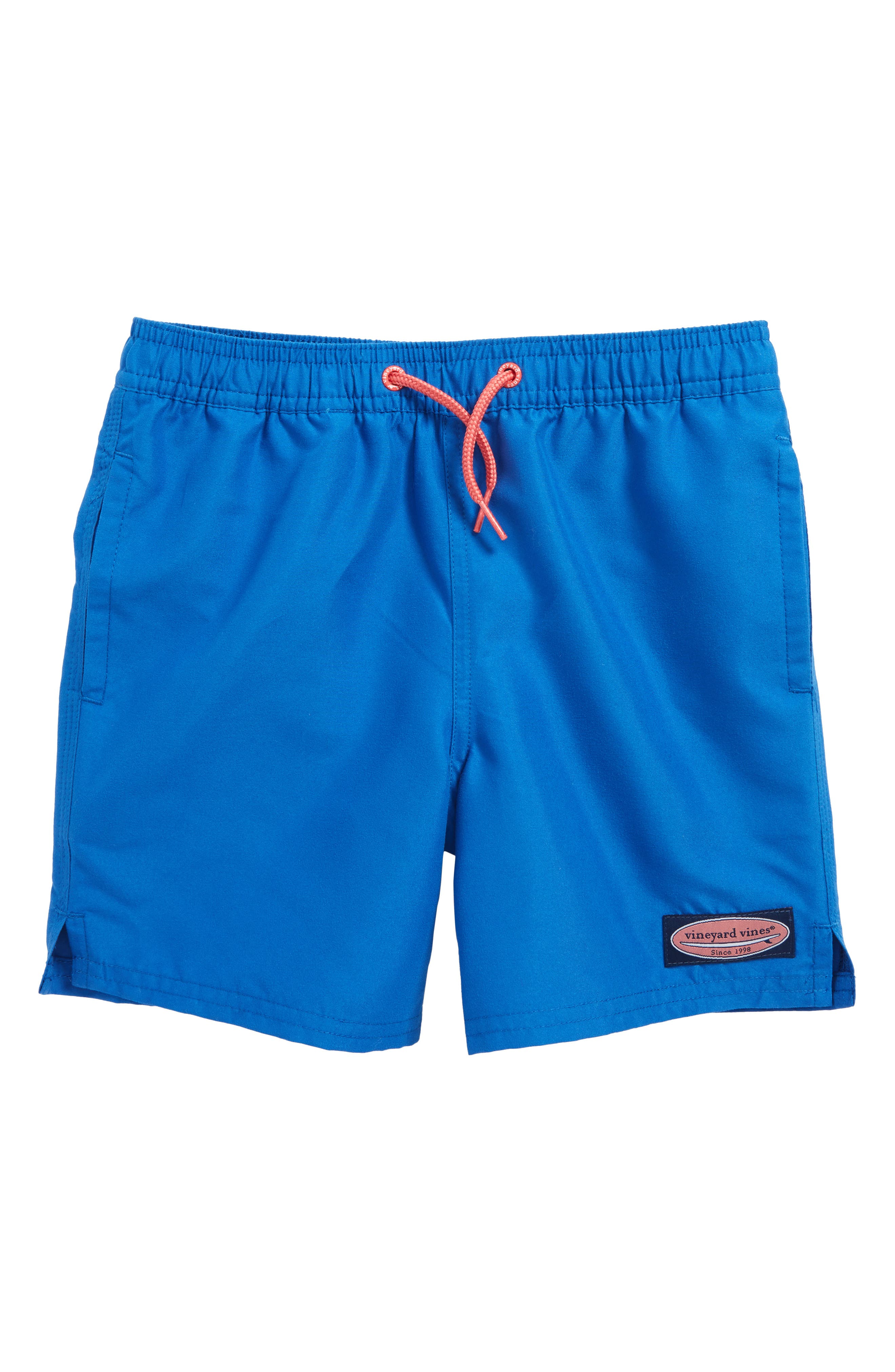 Bungalow Board Shorts,                             Main thumbnail 1, color,                             Yacht Blue