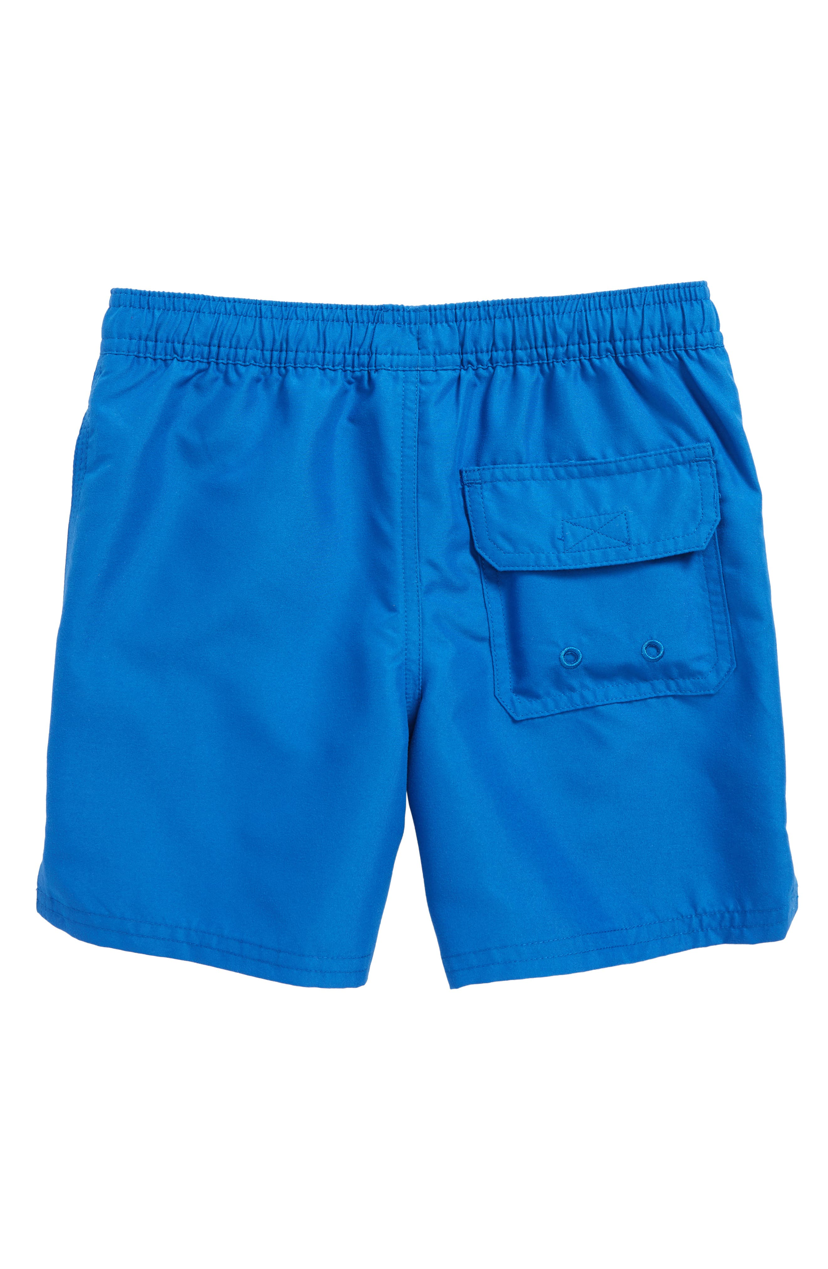 Bungalow Board Shorts,                             Alternate thumbnail 2, color,                             Yacht Blue