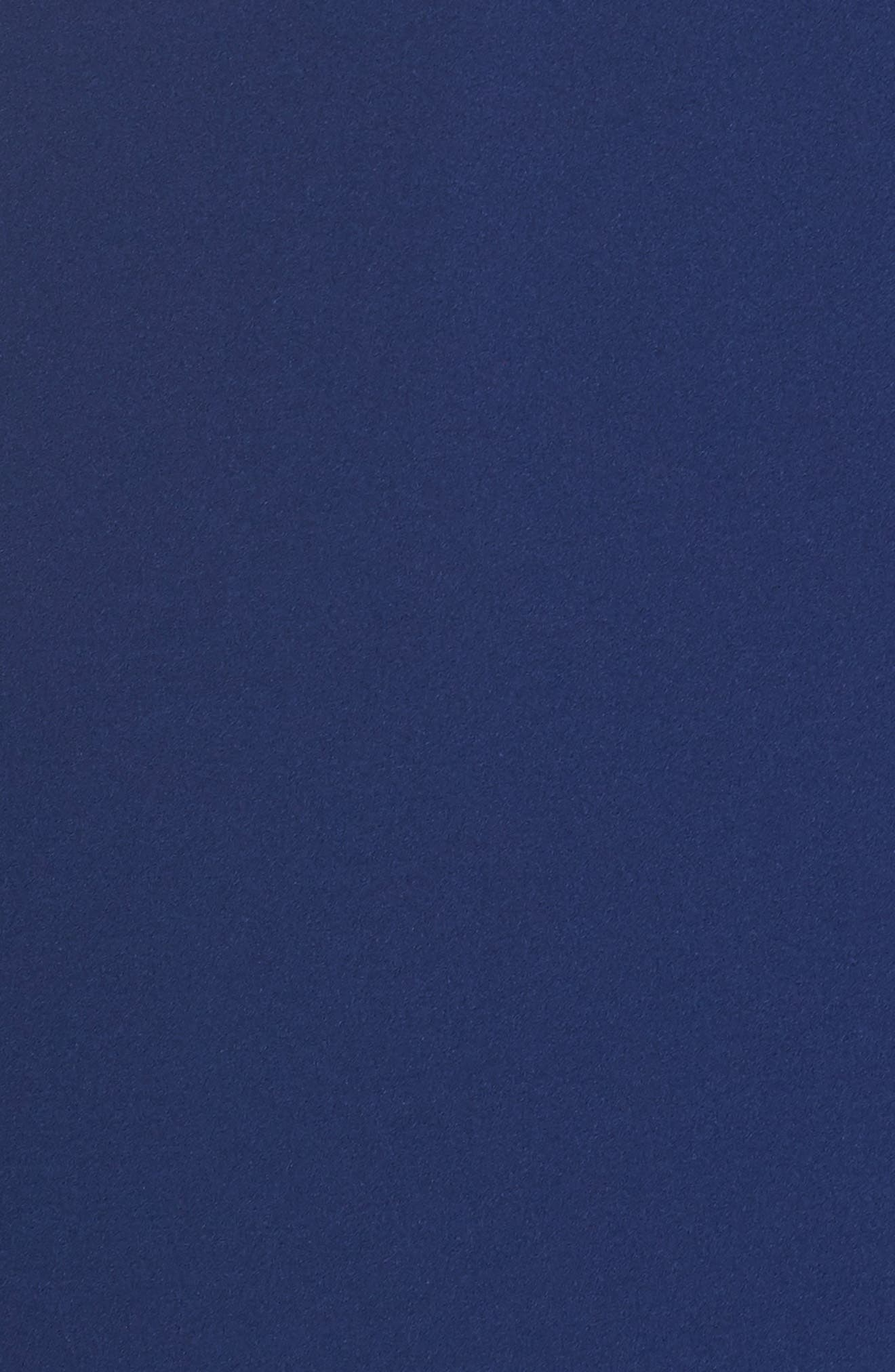 One-Shoulder Jumpsuit,                             Alternate thumbnail 5, color,                             Navy