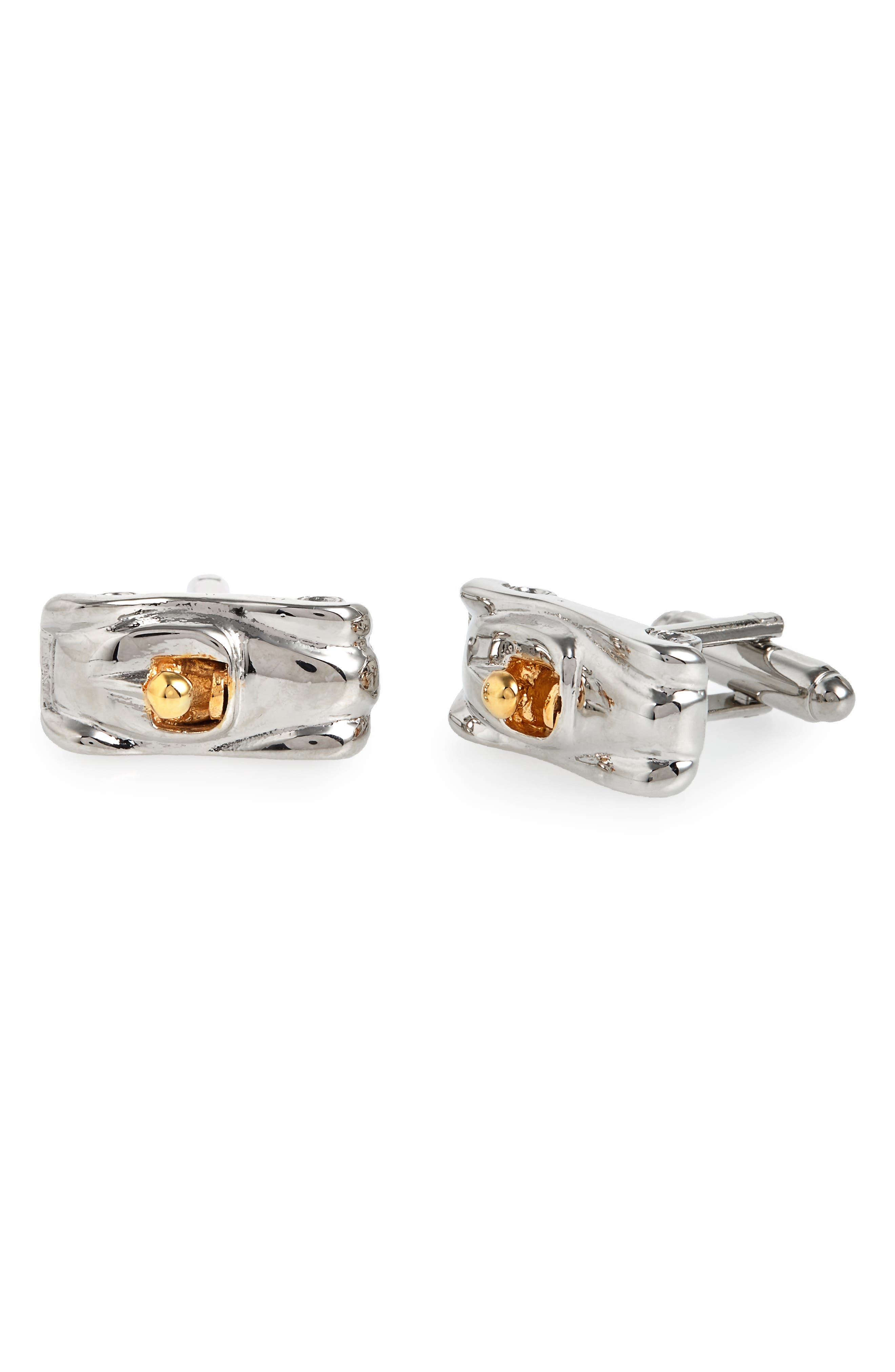 LINK UP Speed Racer Cuff Links
