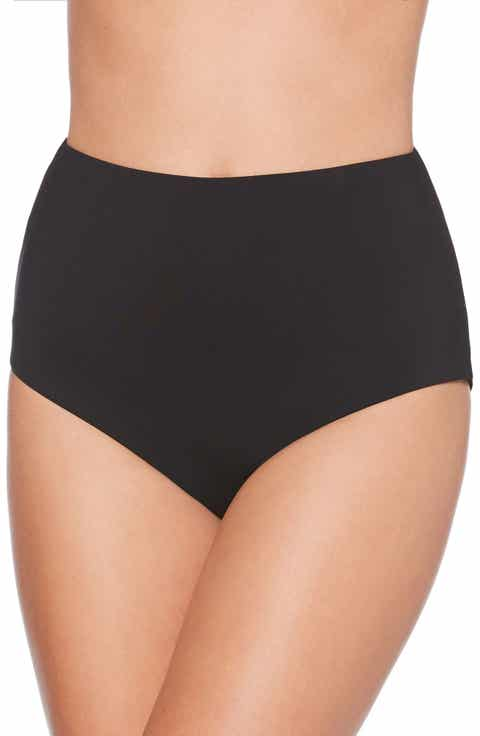 Laundry by Shelli Segal High Waist Bikini Bottoms