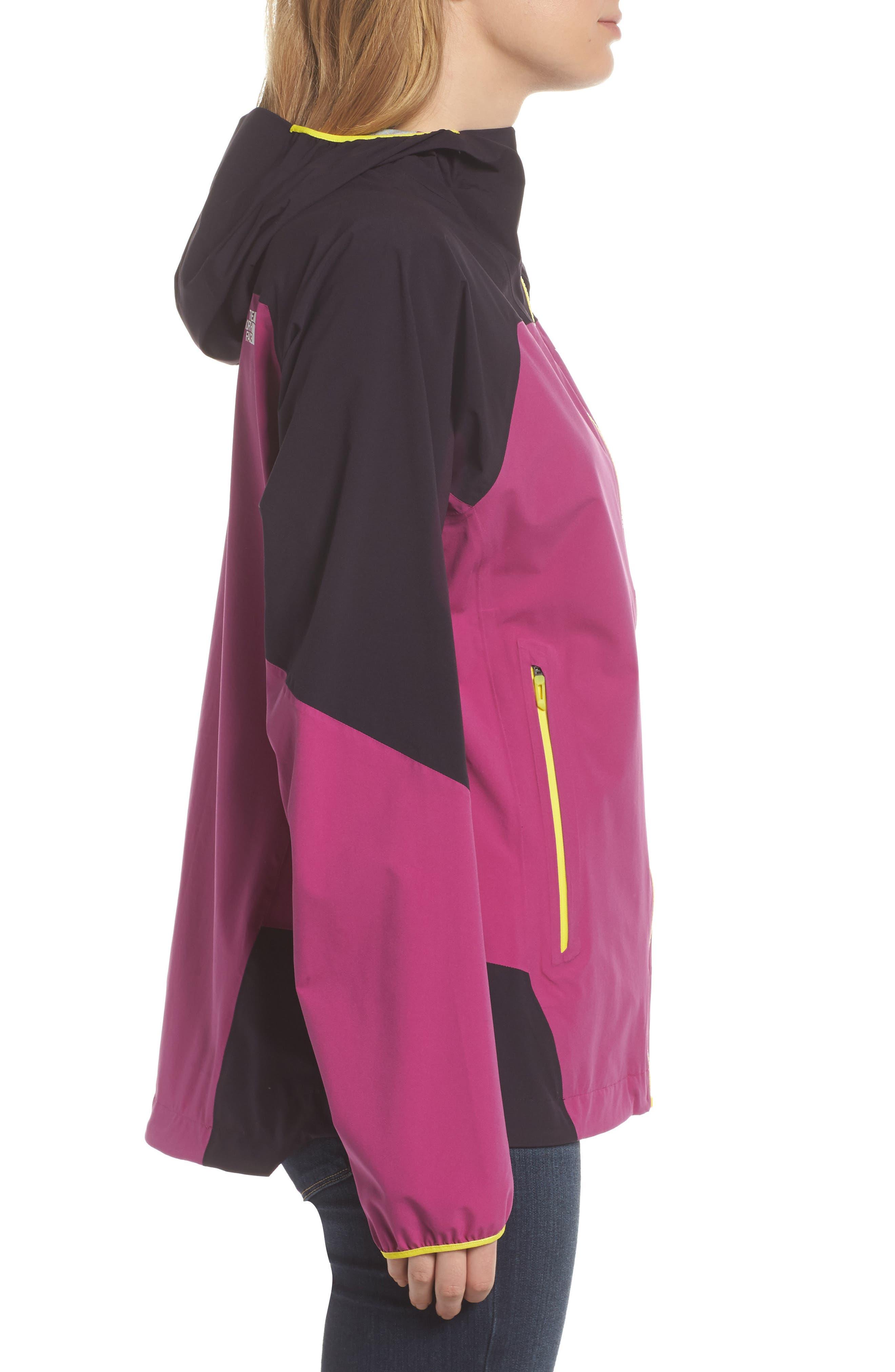 Progressor DV Jacket,                             Alternate thumbnail 3, color,                             Wild Aster Purple/ Galaxy