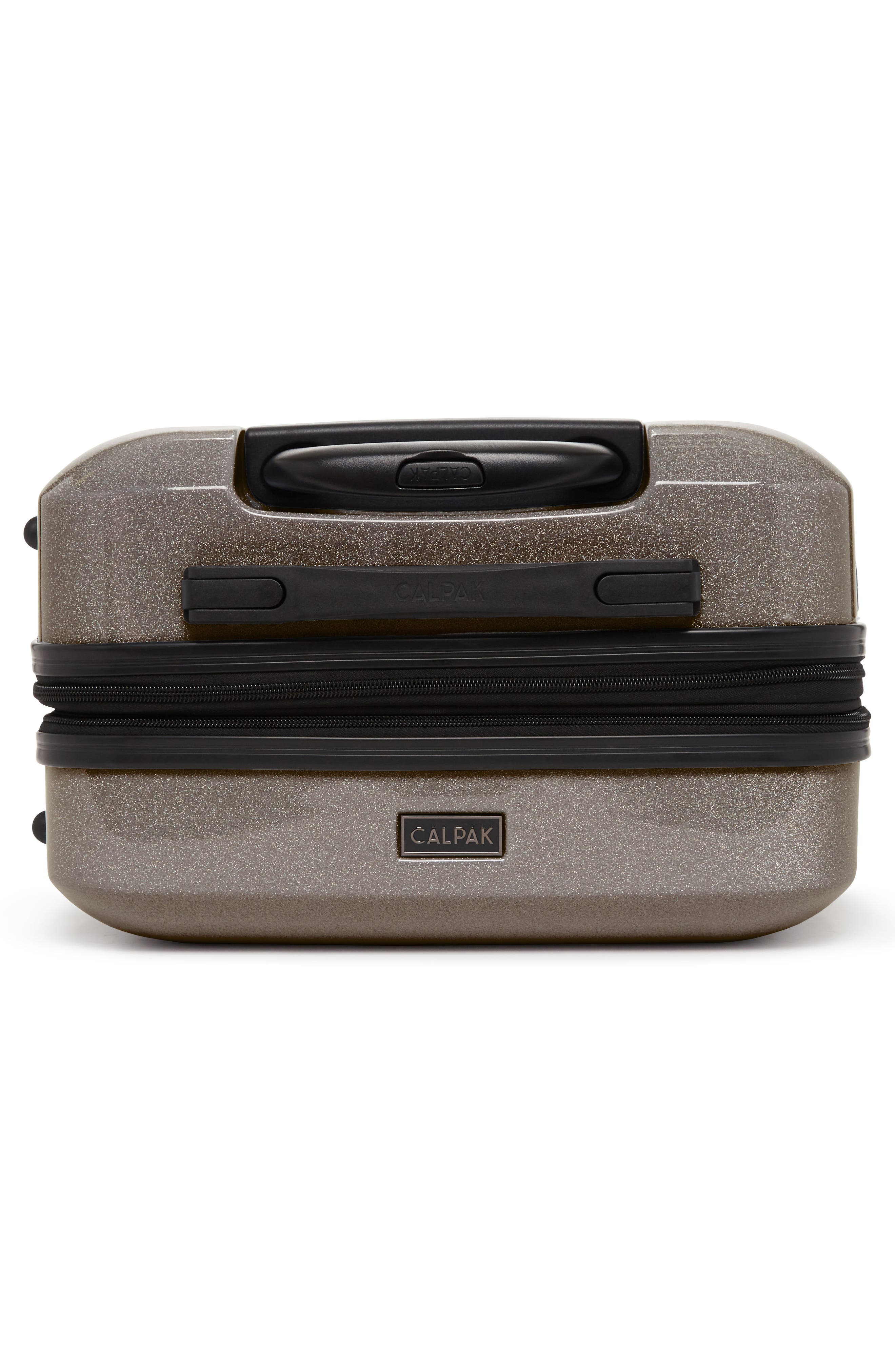 Alternate Image 4  - CALPAK Medora Glitter 28-Inch & 20-Inch Hardshell Spinner Suitcase & Carry-On Set