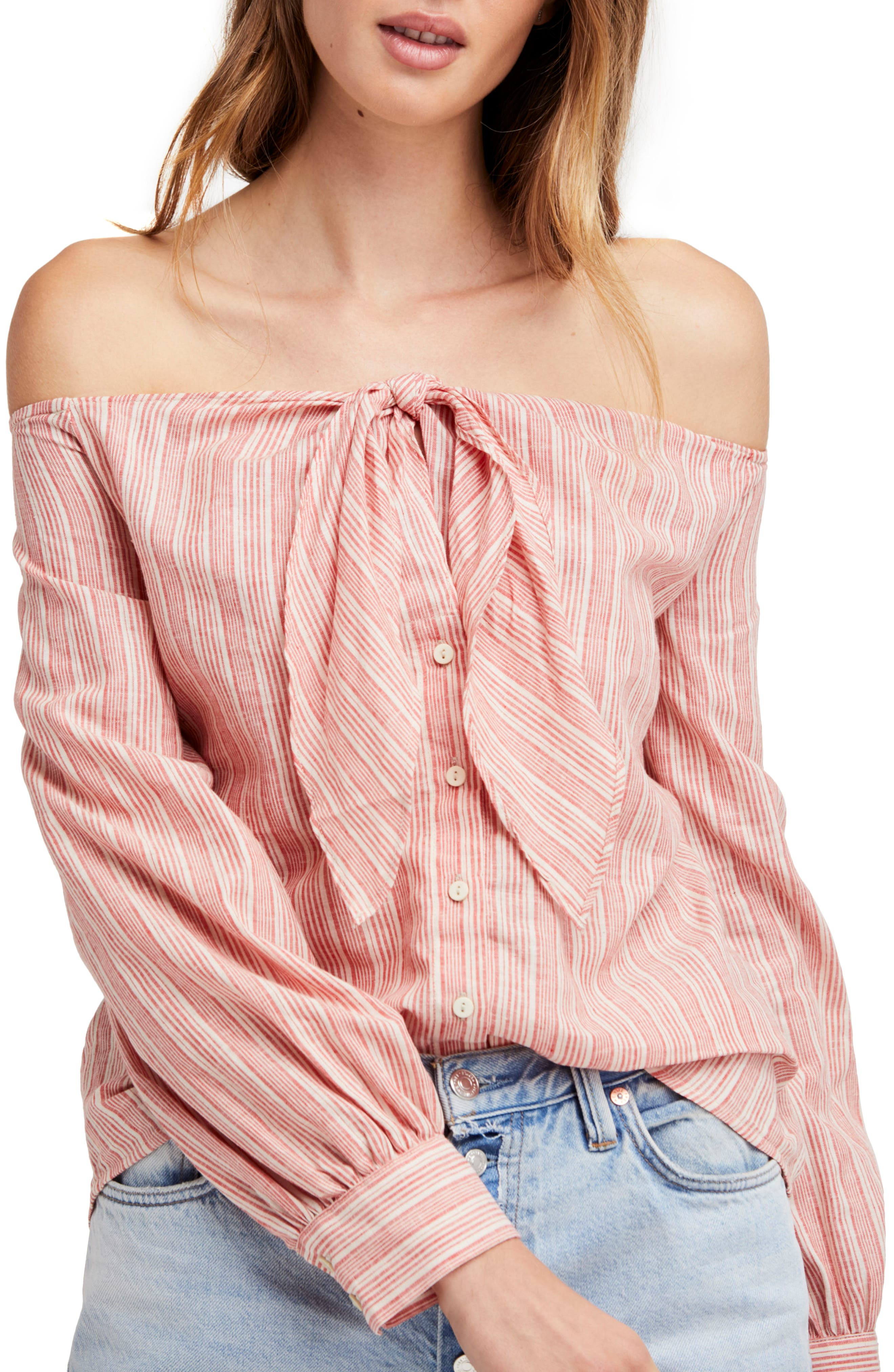 Hello There Beautiful Shirt,                         Main,                         color, Orange