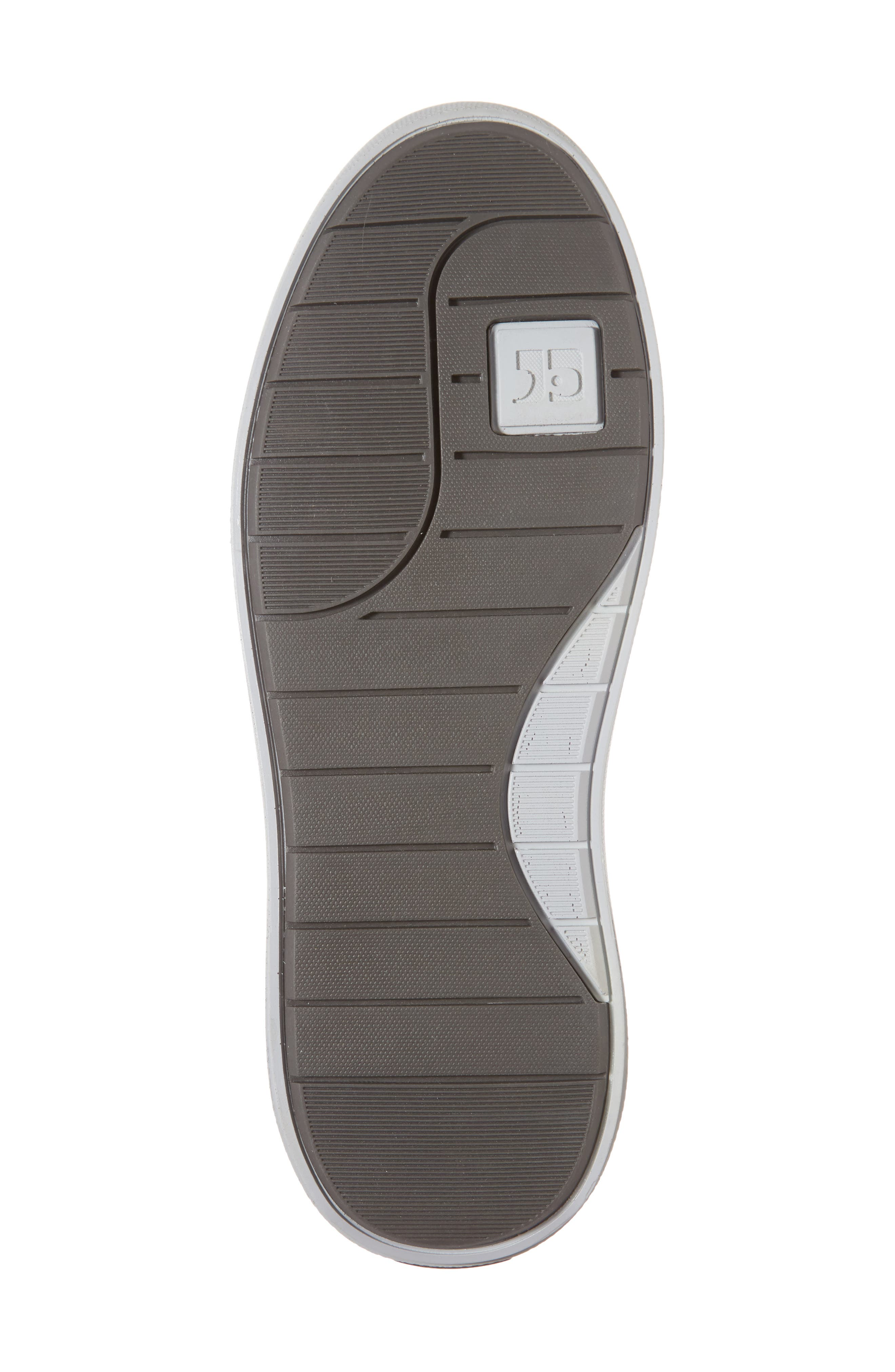 Mo Joe Sneaker,                             Alternate thumbnail 6, color,                             Charcoal Wool/ Suede