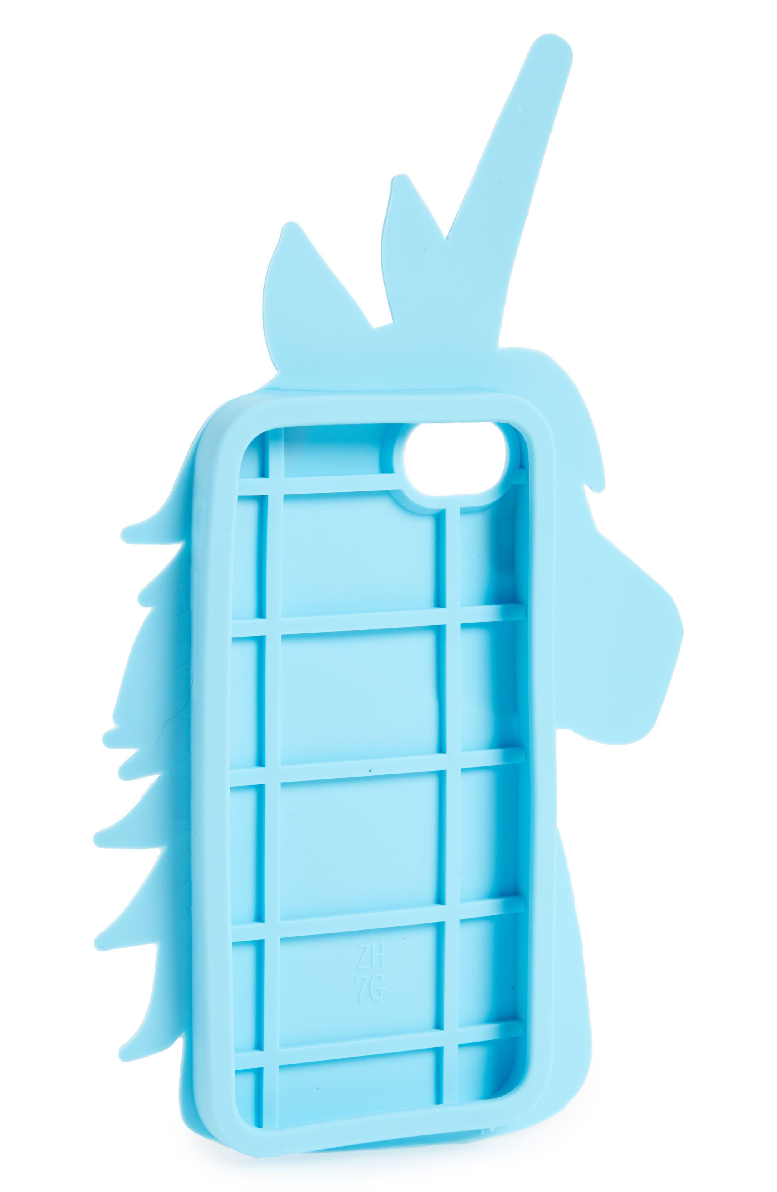 Alternate Image 2  - BP. Unicorn iPhone 7/8 Case