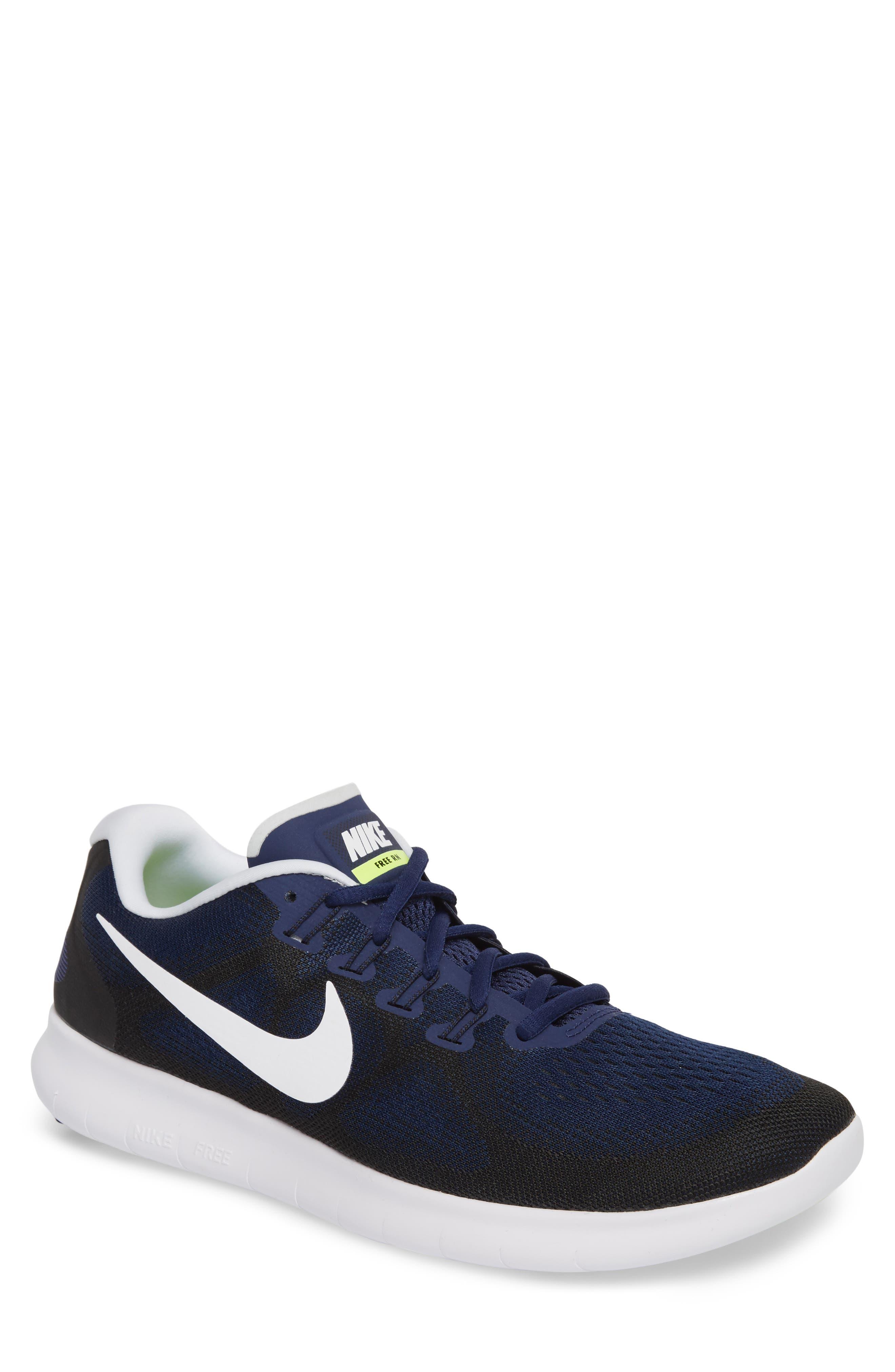Nike Free Run 2017 Running Shoe (Men)