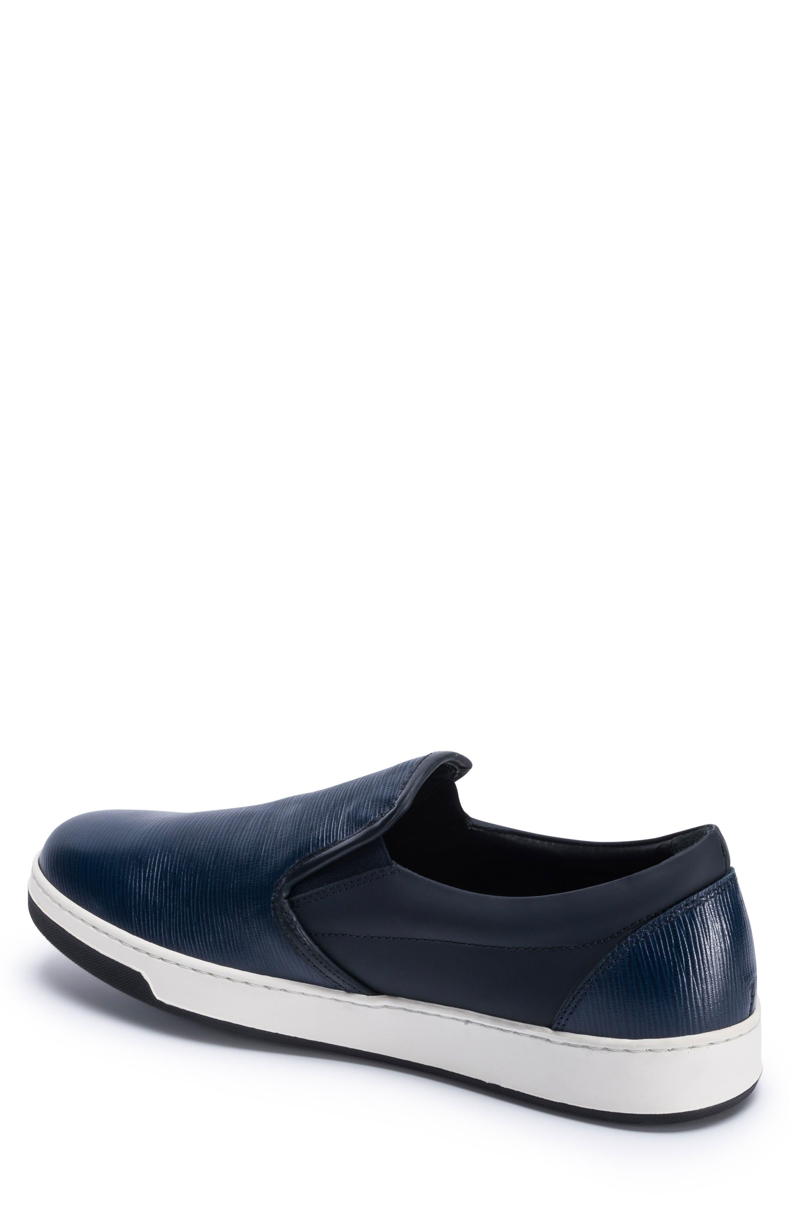 Alternate Image 2  - Bugatchi Santorini Slip-On Sneaker (Men)