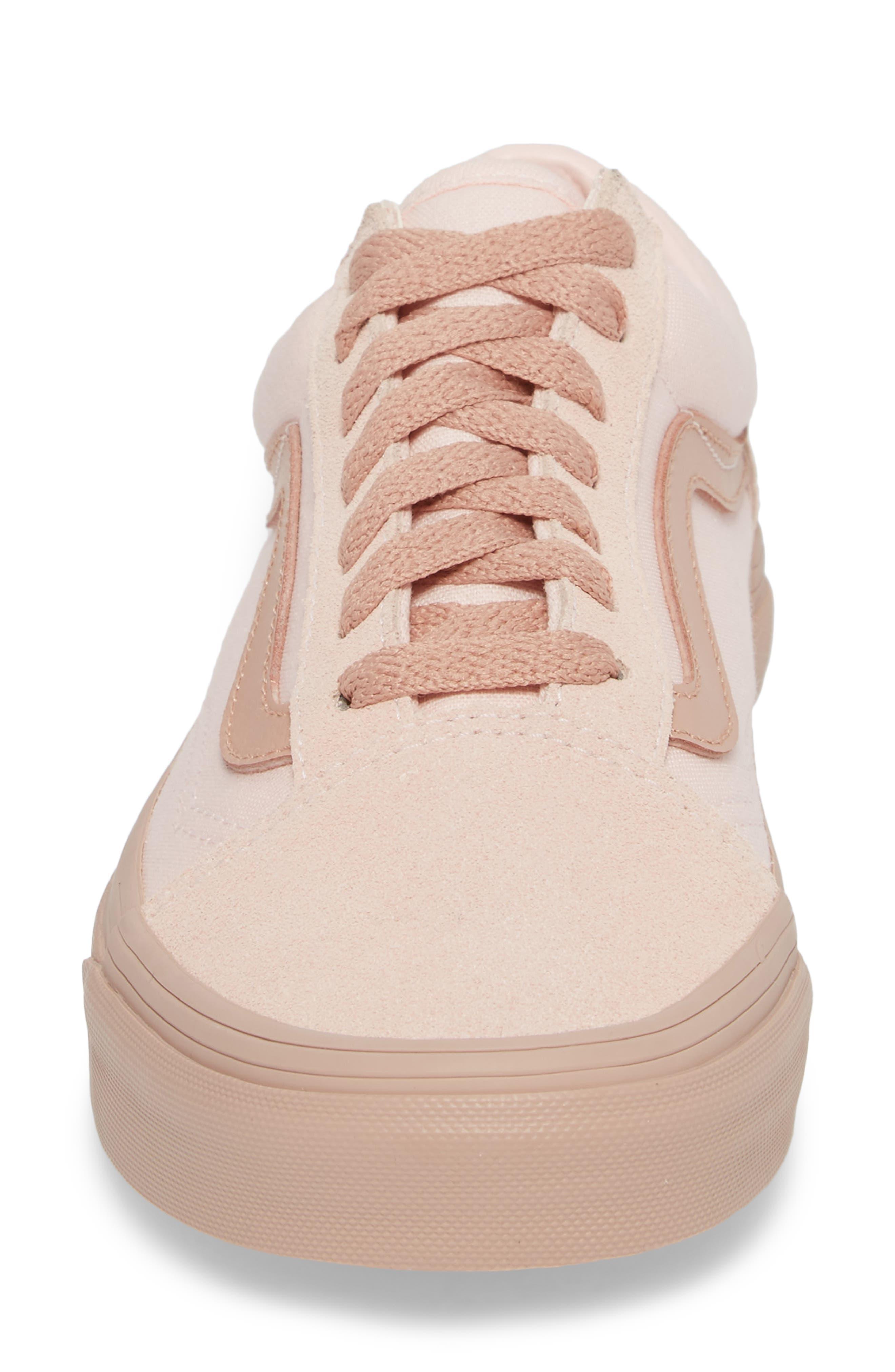 Alternate Image 4  - Vans Old Skool Sneaker (Women)