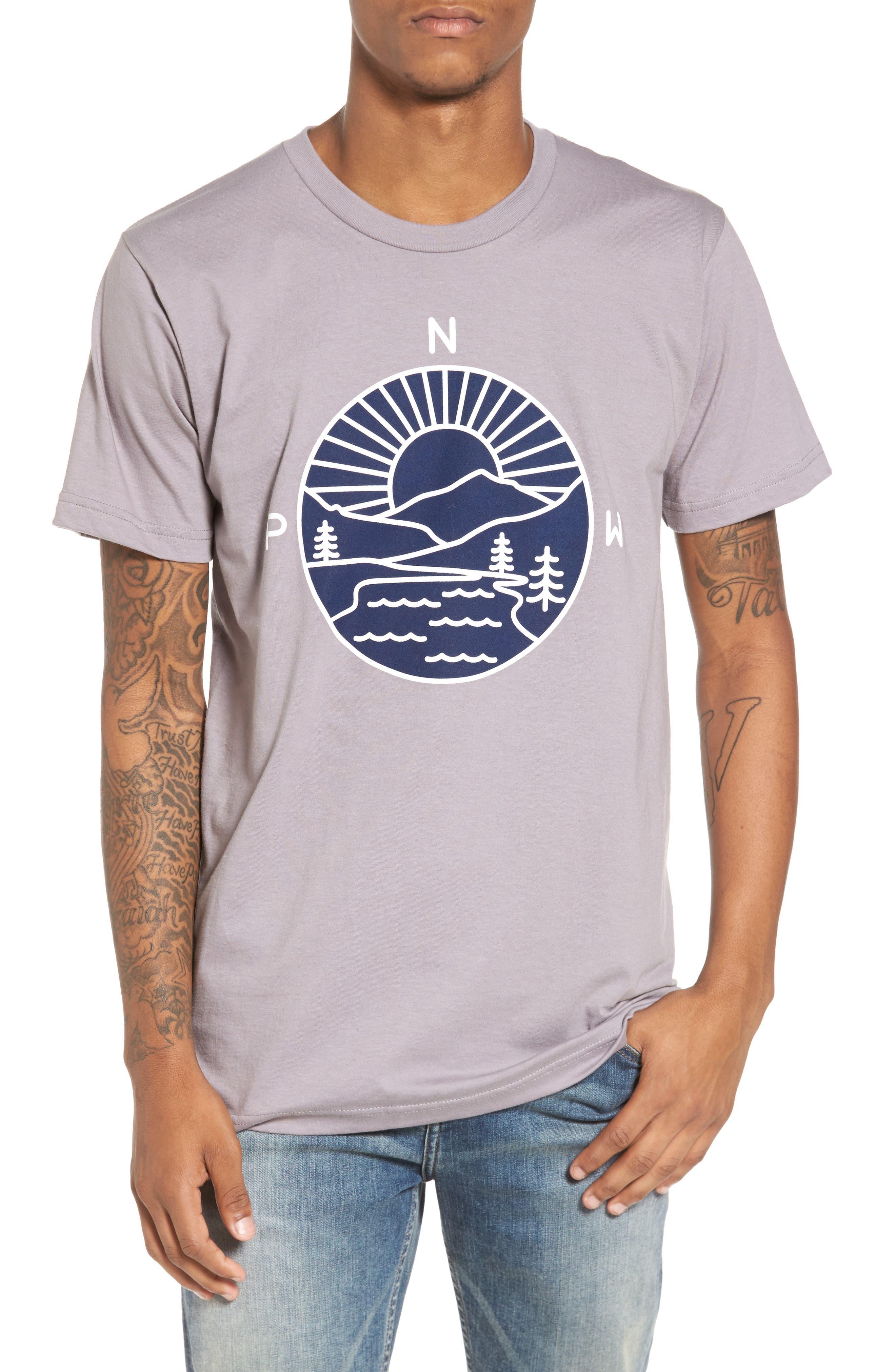 Main Image - Casual Industrees PNW Explorer T-Shirt