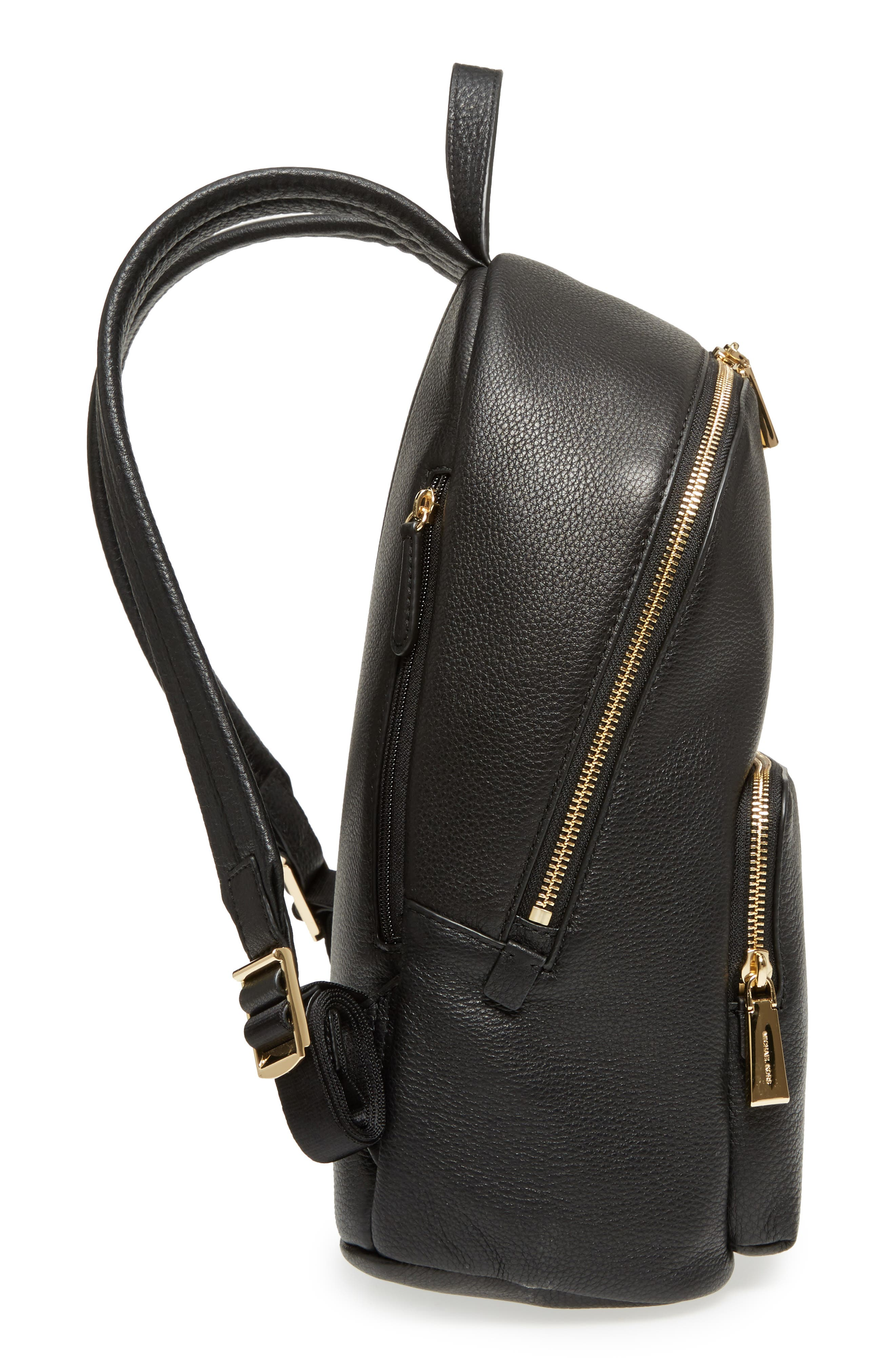 Alternate Image 5  - Michael Kors Large Wythe Studded Leather Backpack