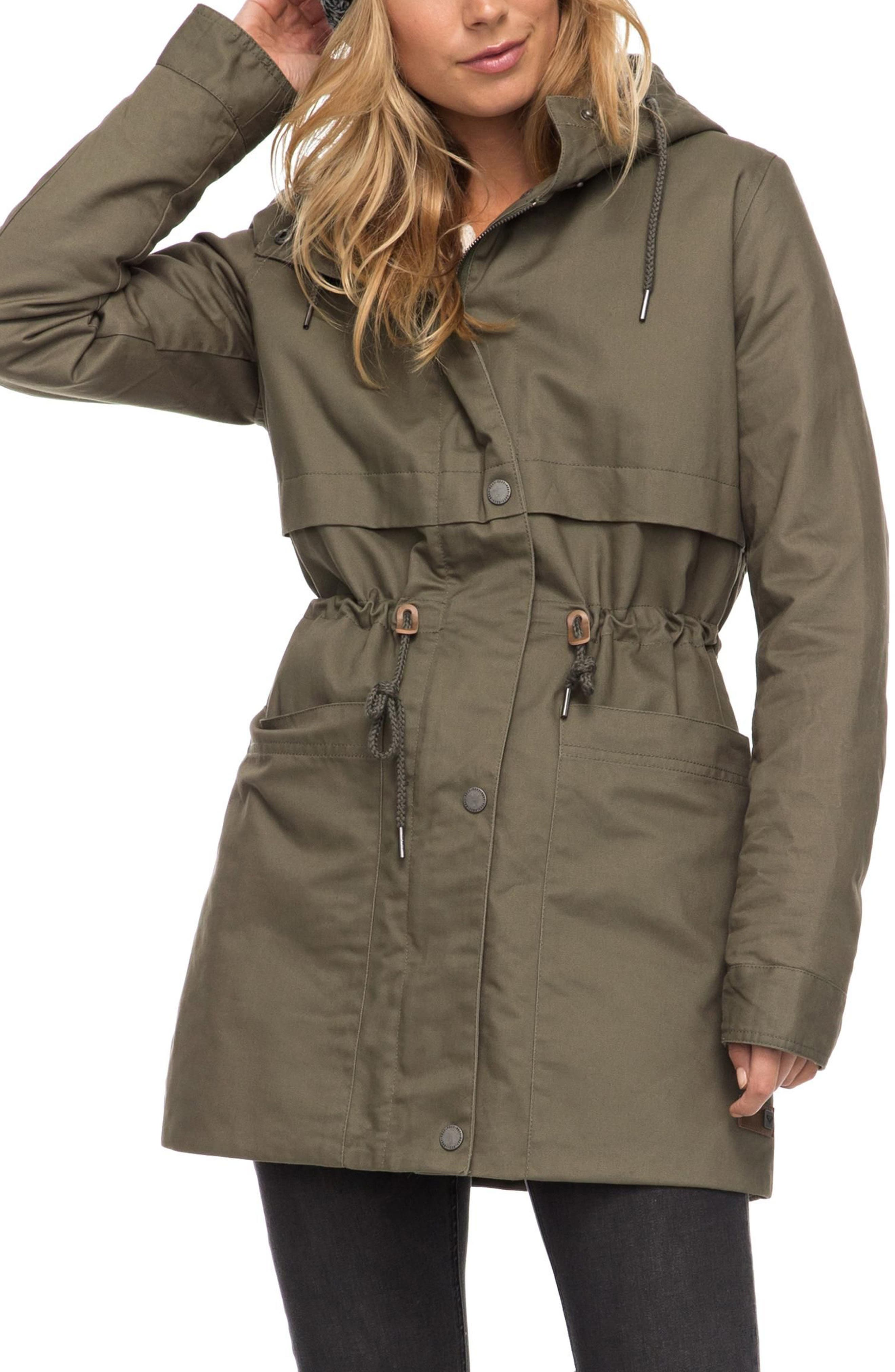 Alternate Image 1 Selected - Roxy Sea Dance Parka