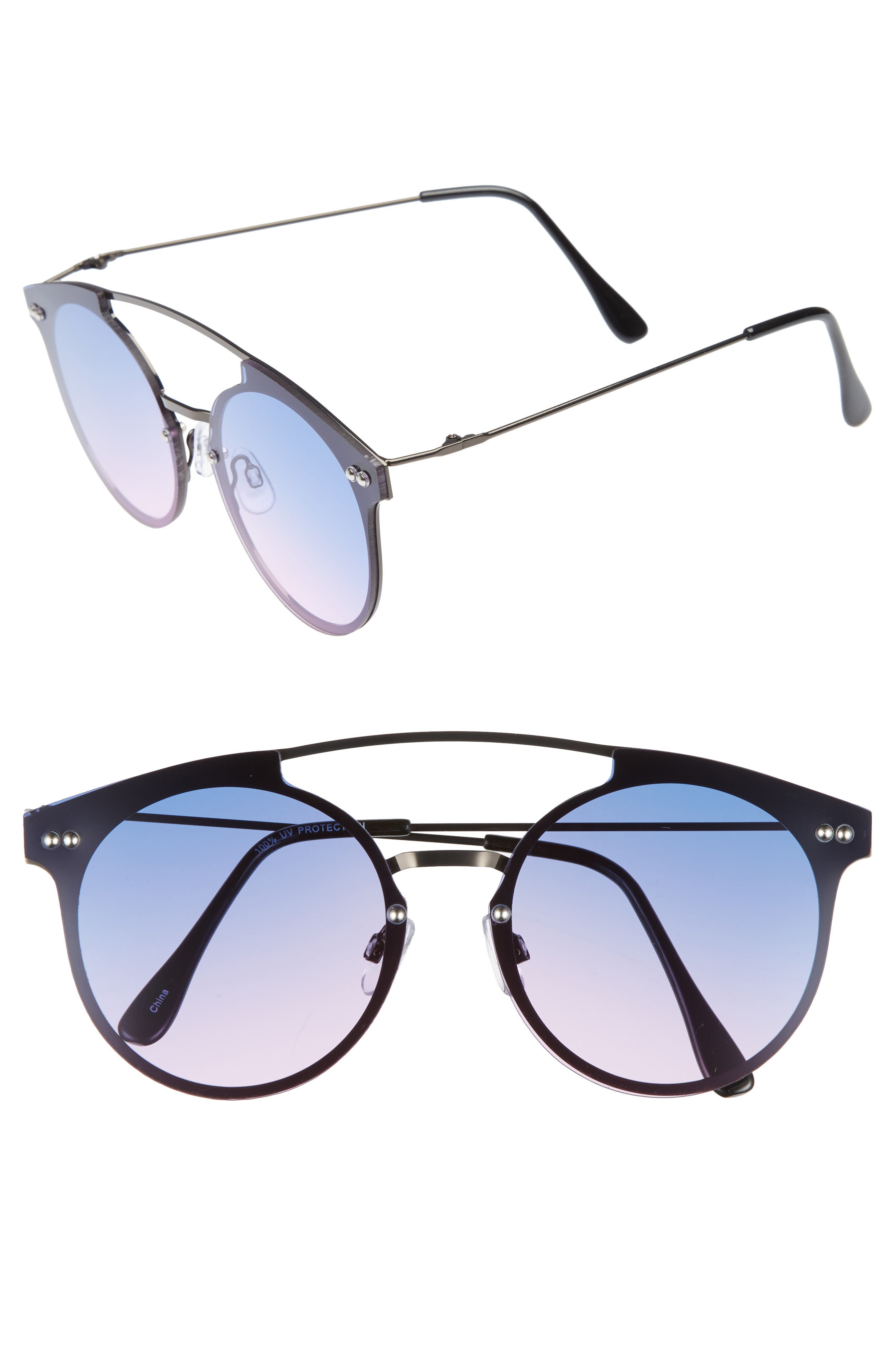 Alternate Image 1 Selected - BP. 50mm Aviator Sunglasses