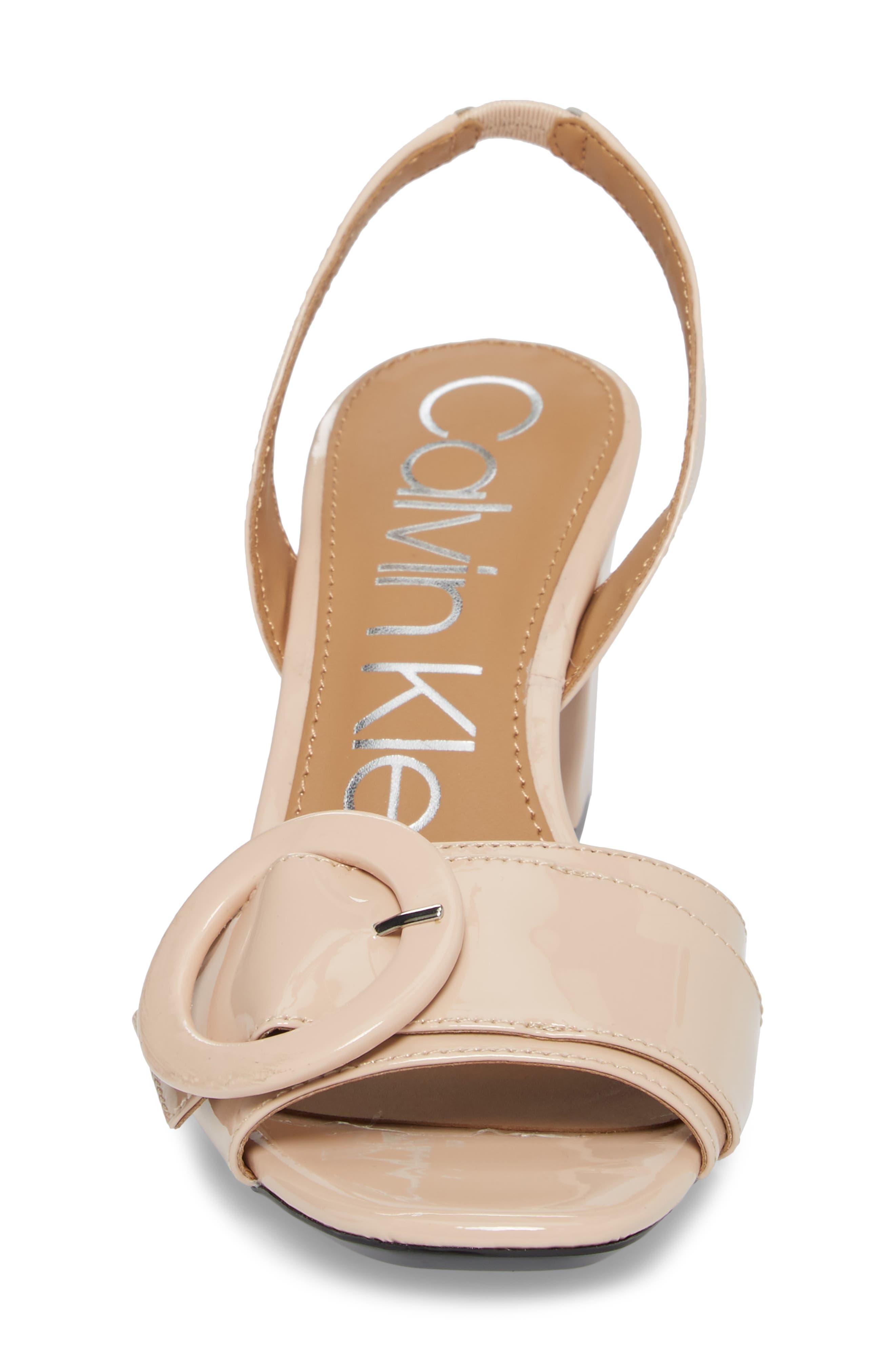 Alternate Image 4  - Calvin Klein Claudia Slingback Sandal (Women)