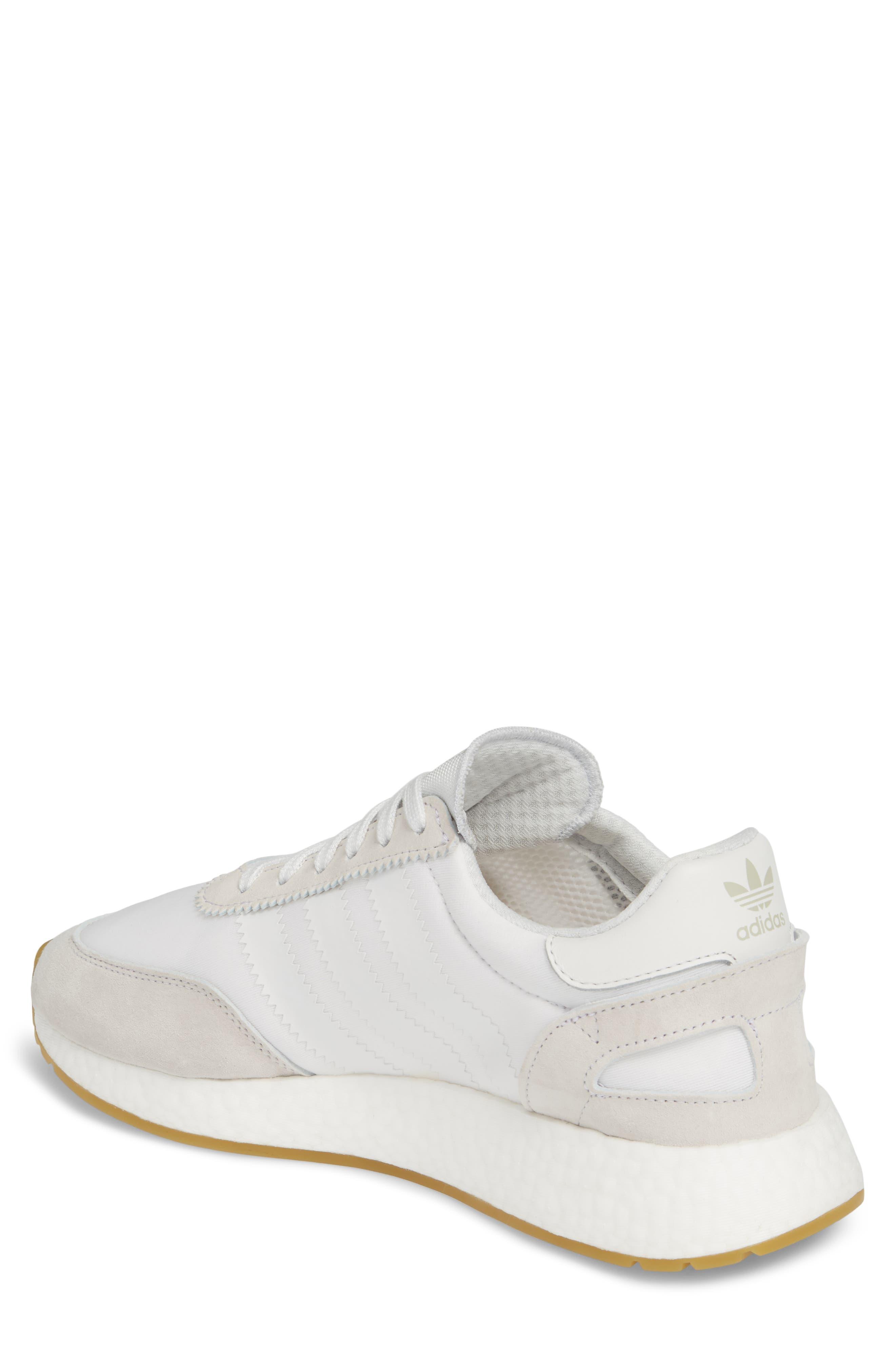 I-5923 Sneaker,                             Alternate thumbnail 2, color,                             Crystal White/ White