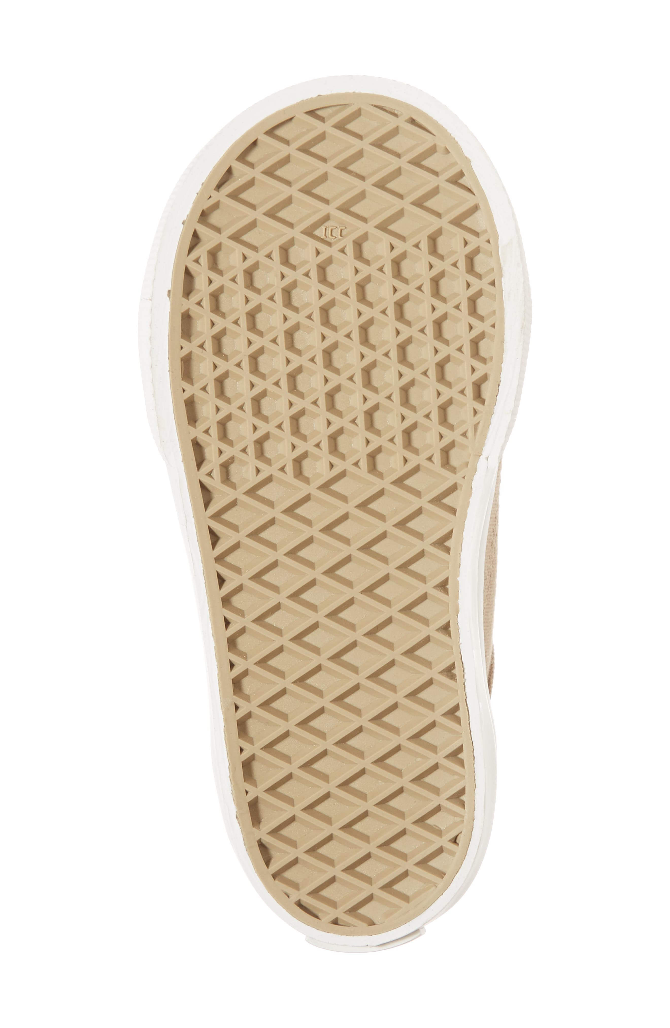 Style 23 V Sneaker,                             Alternate thumbnail 6, color,                             Metallic/ Cornstalk