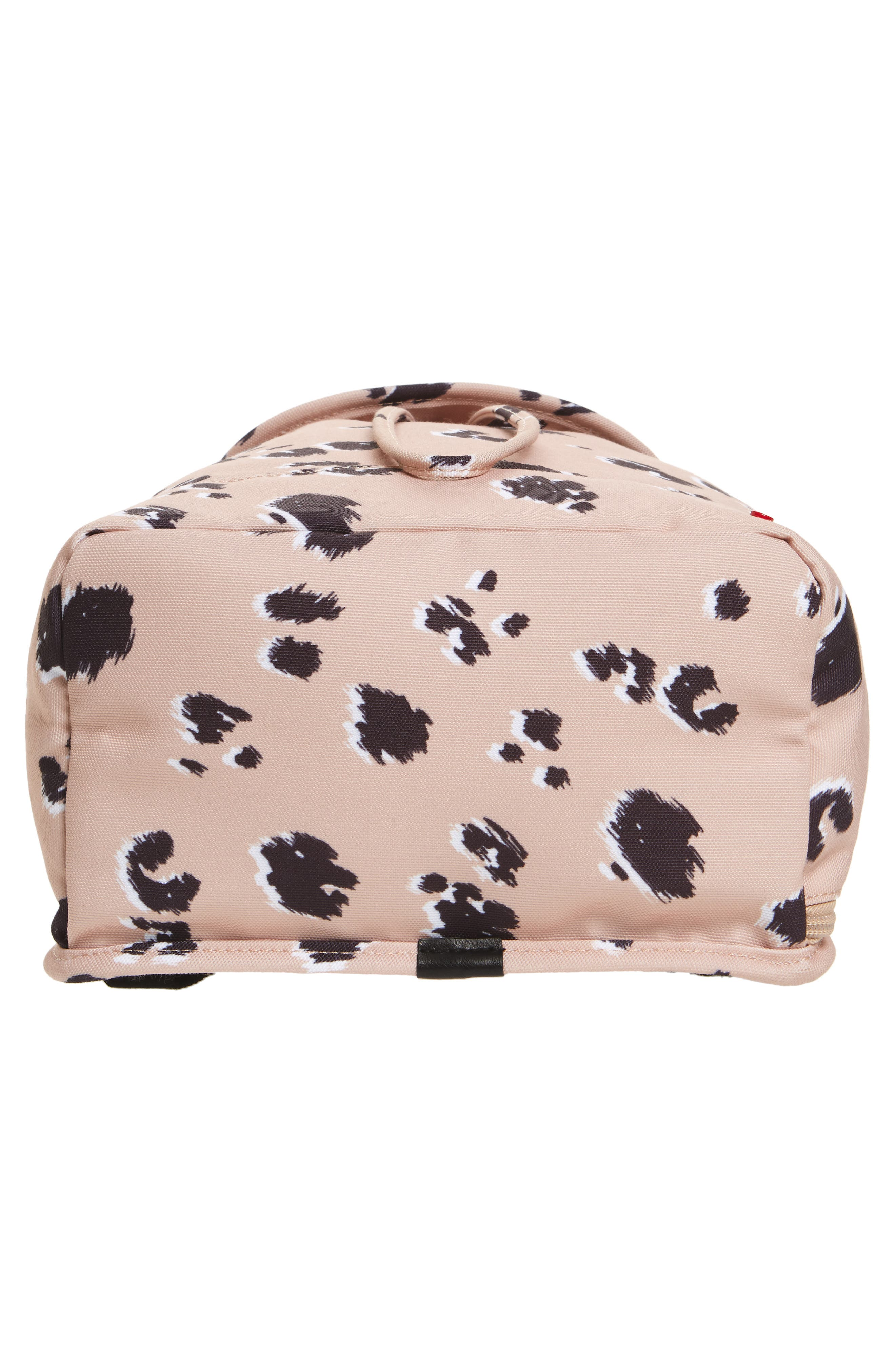 Wingate Hattie Canvas Backpack,                             Alternate thumbnail 6, color,                             Natural Animal