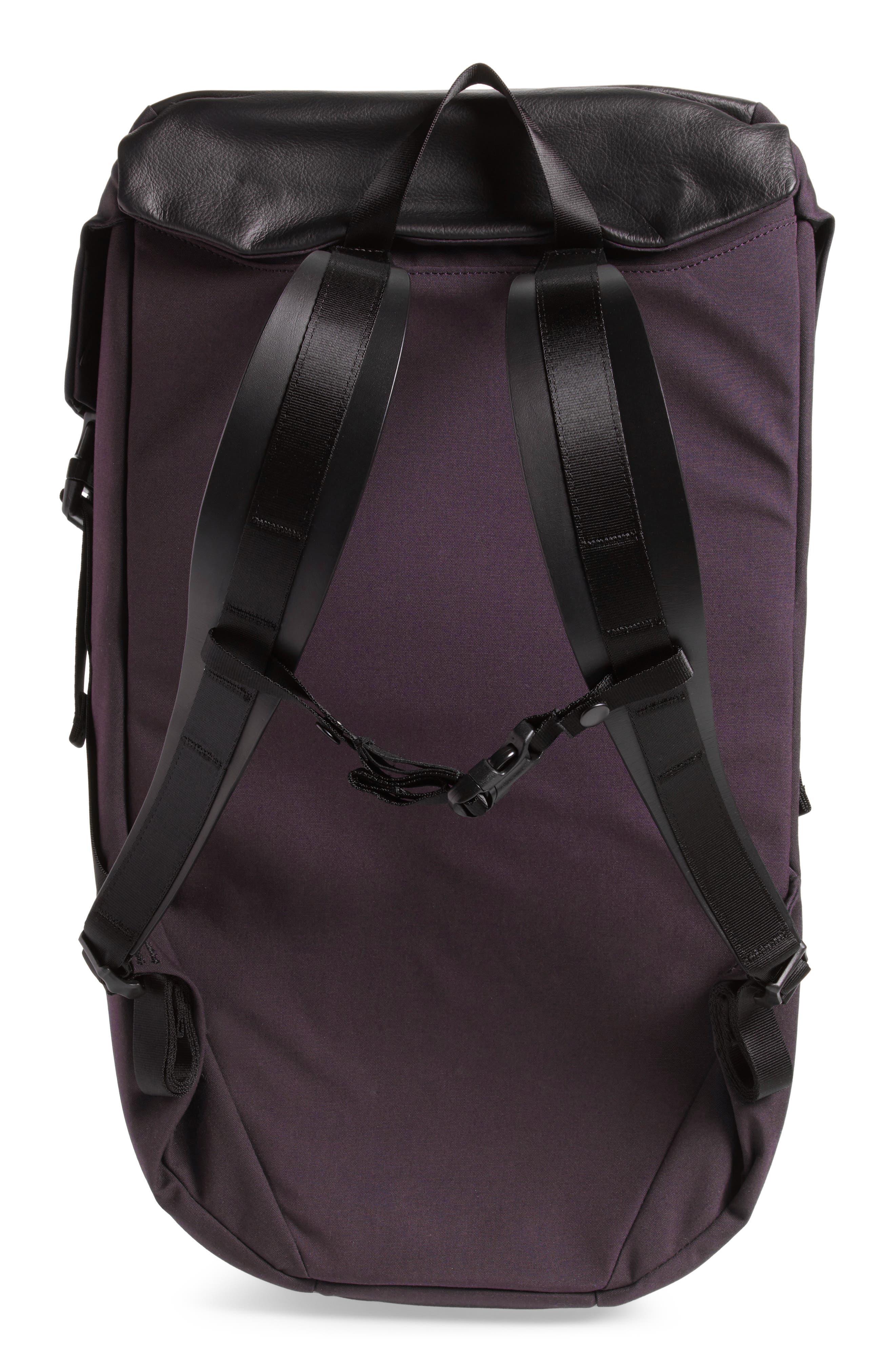 Locker Pack Lux Backpack,                             Alternate thumbnail 3, color,                             Port