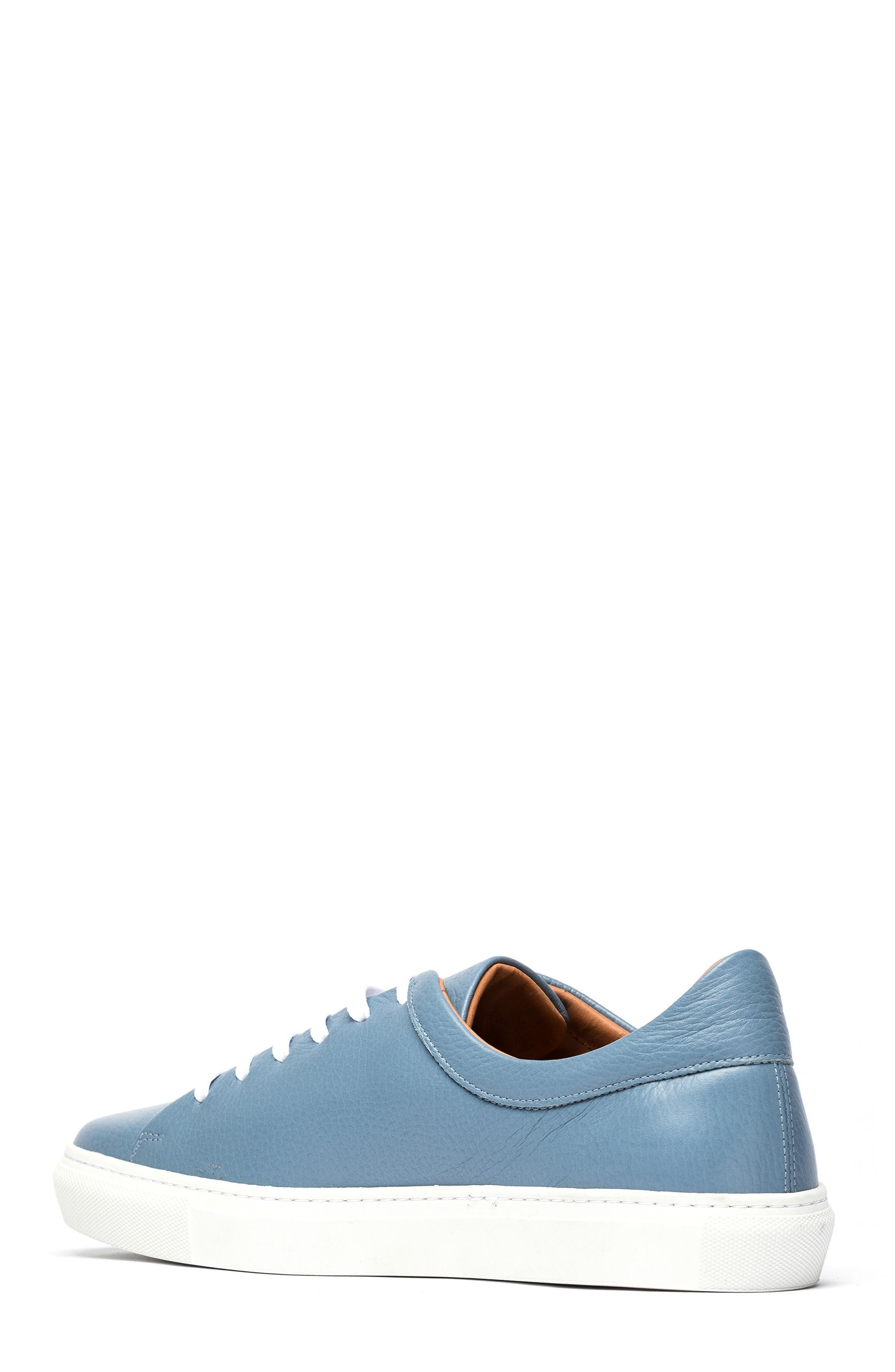 Windemere Sneaker,                             Alternate thumbnail 2, color,                             Sky Blue Leather