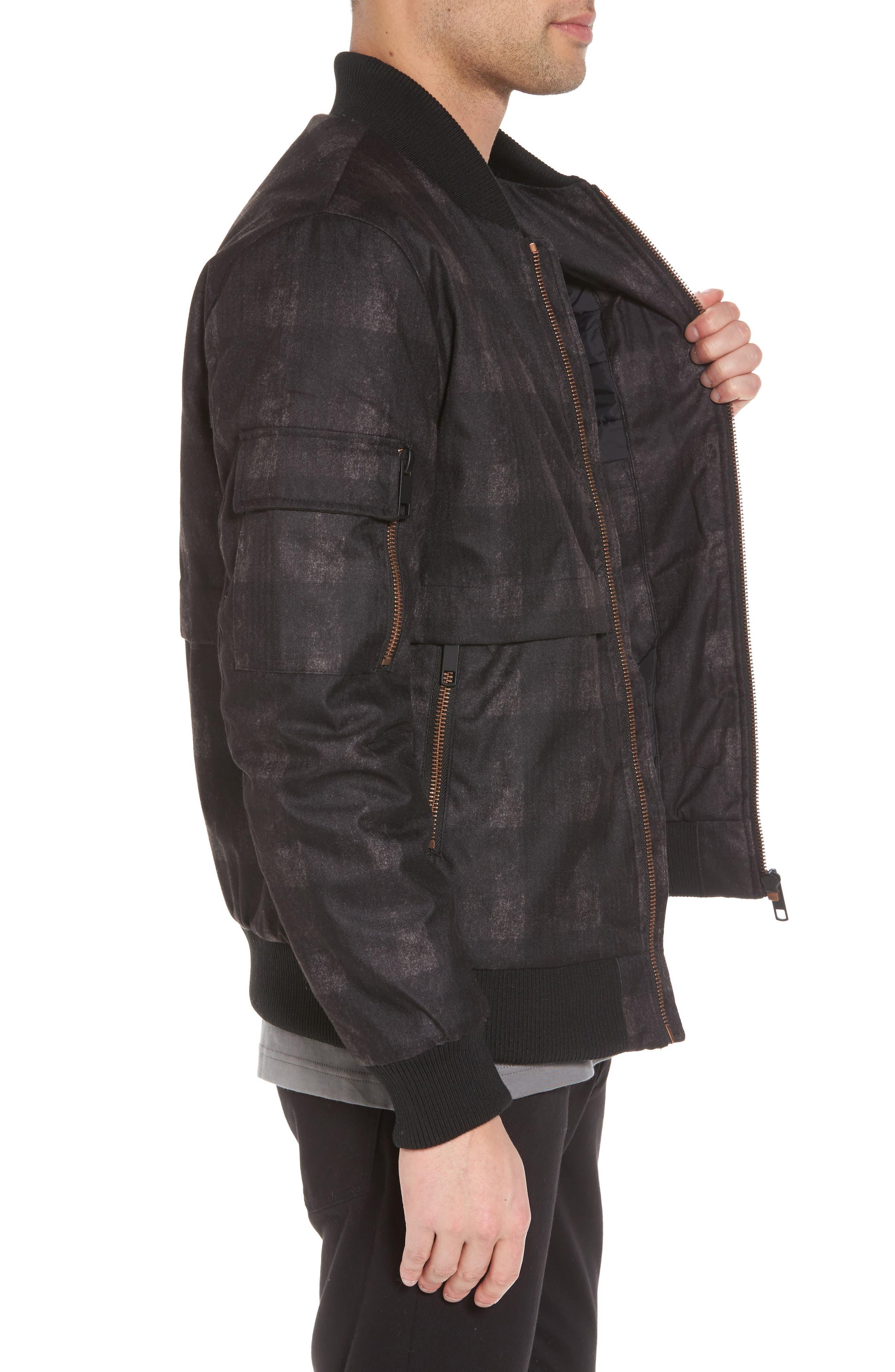 Alternate Image 3  - Antony Morato Bomber Jacket